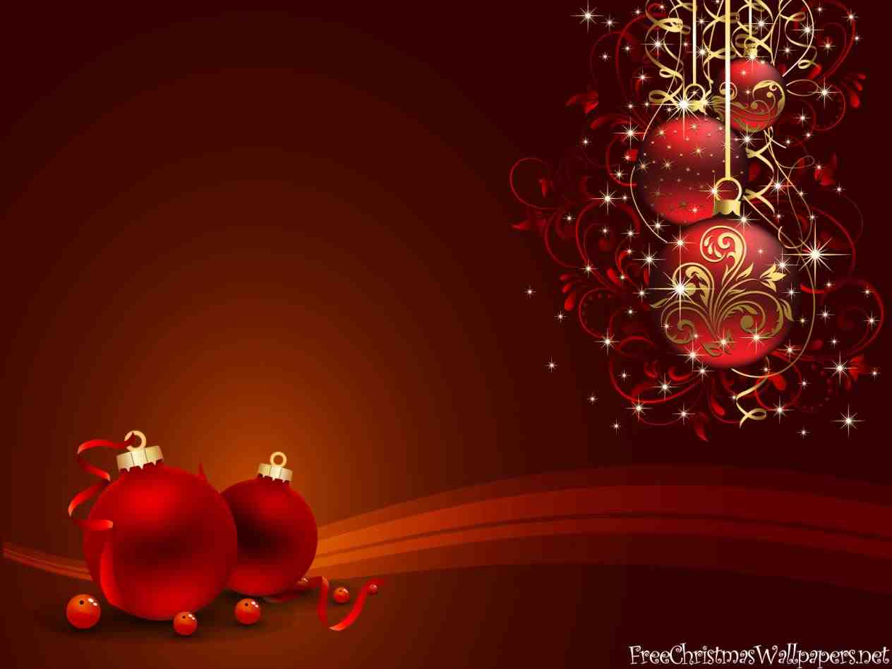 Merry Christmas Decorations Wallpapers