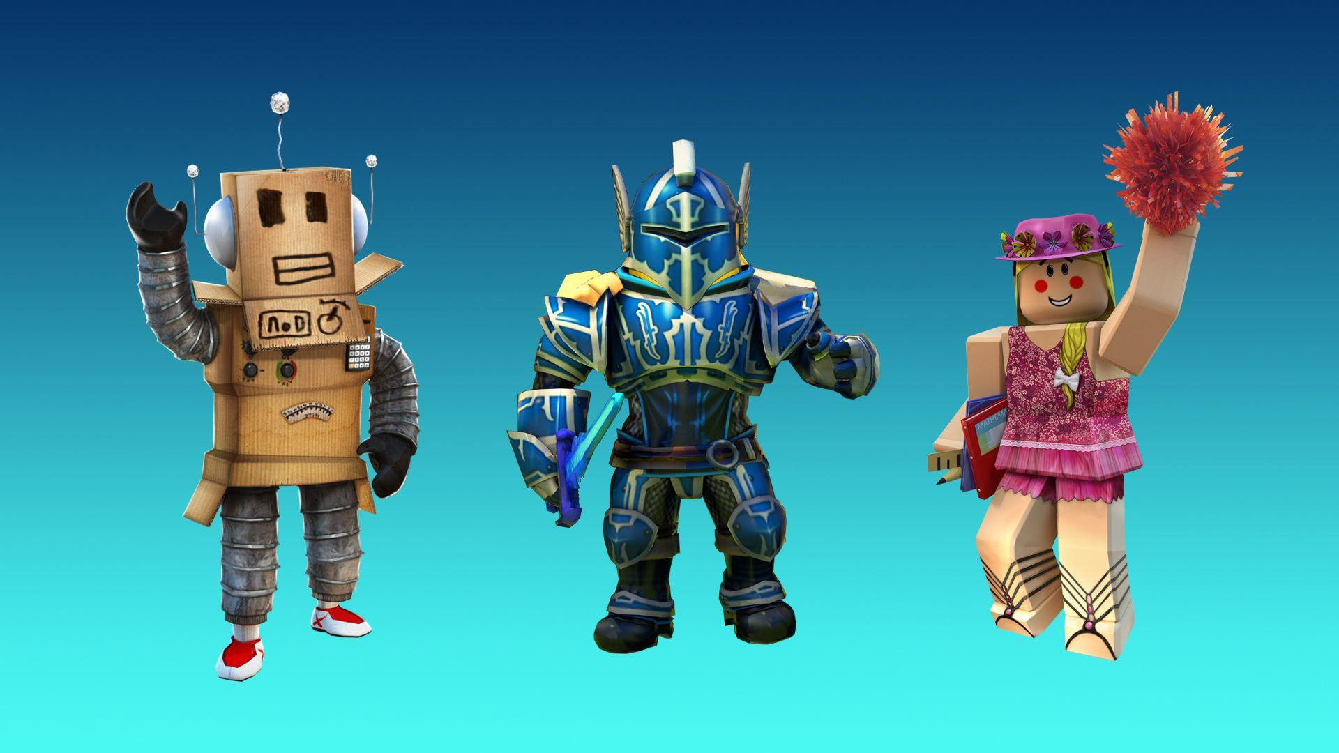 Roblox Robot Wallpapers Wallpaper Cave