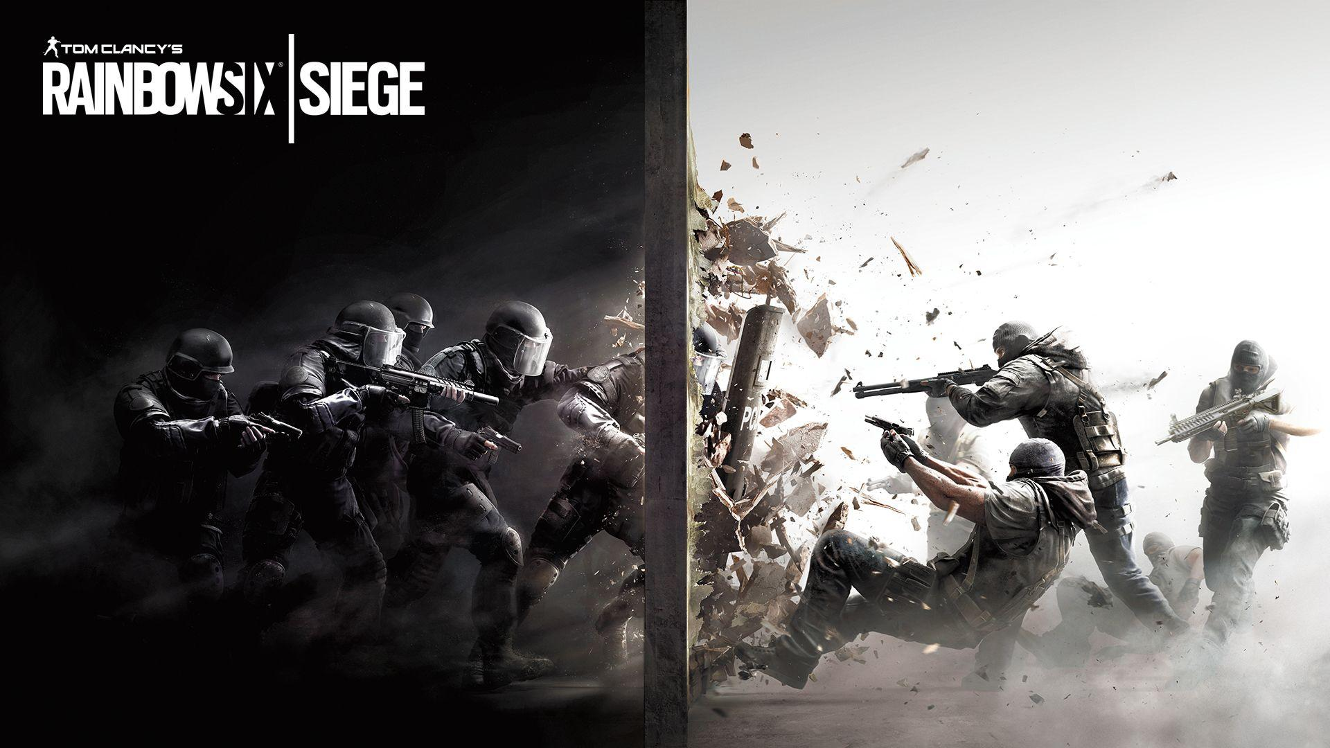 Rainbow Six® Siege Trailers & Wallpapers