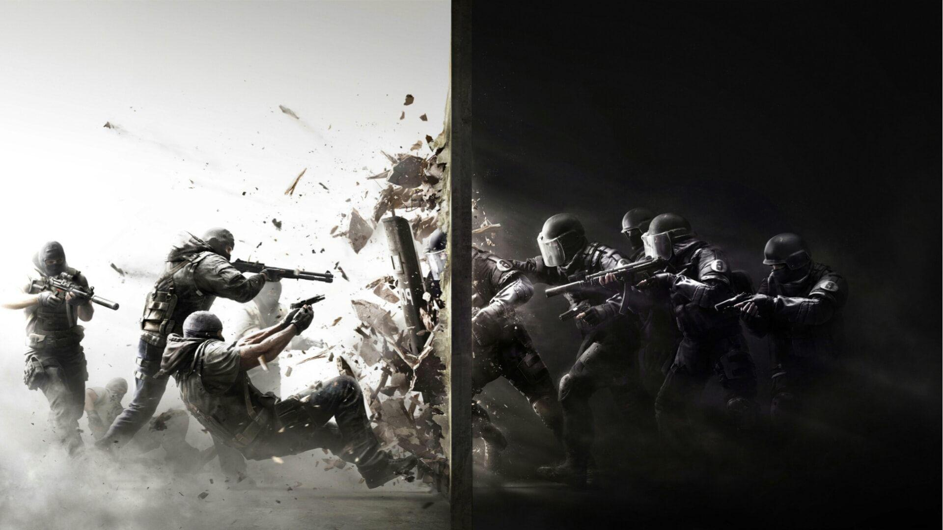 Tom Clancy's Rainbow Six: Siege HD Desktop Wallpapers