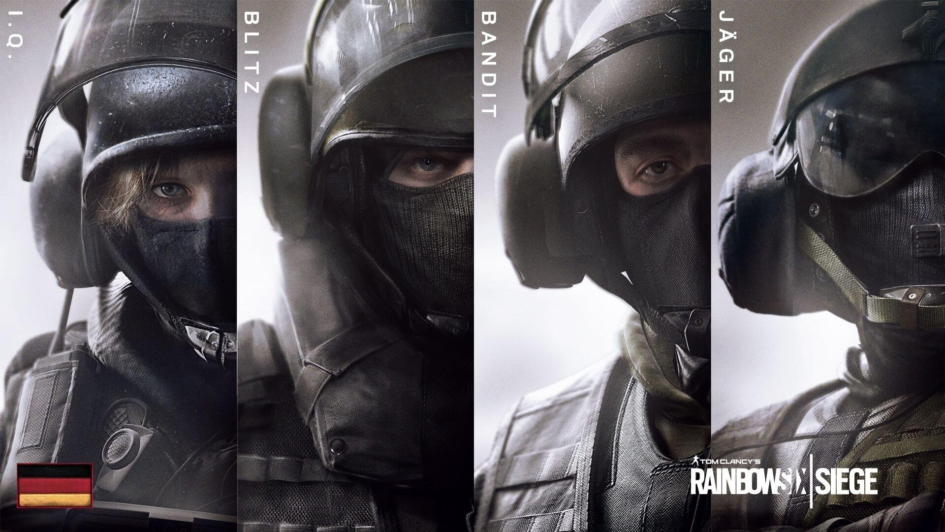 Rainbow Six: Siege wallpapers free, 448 kB