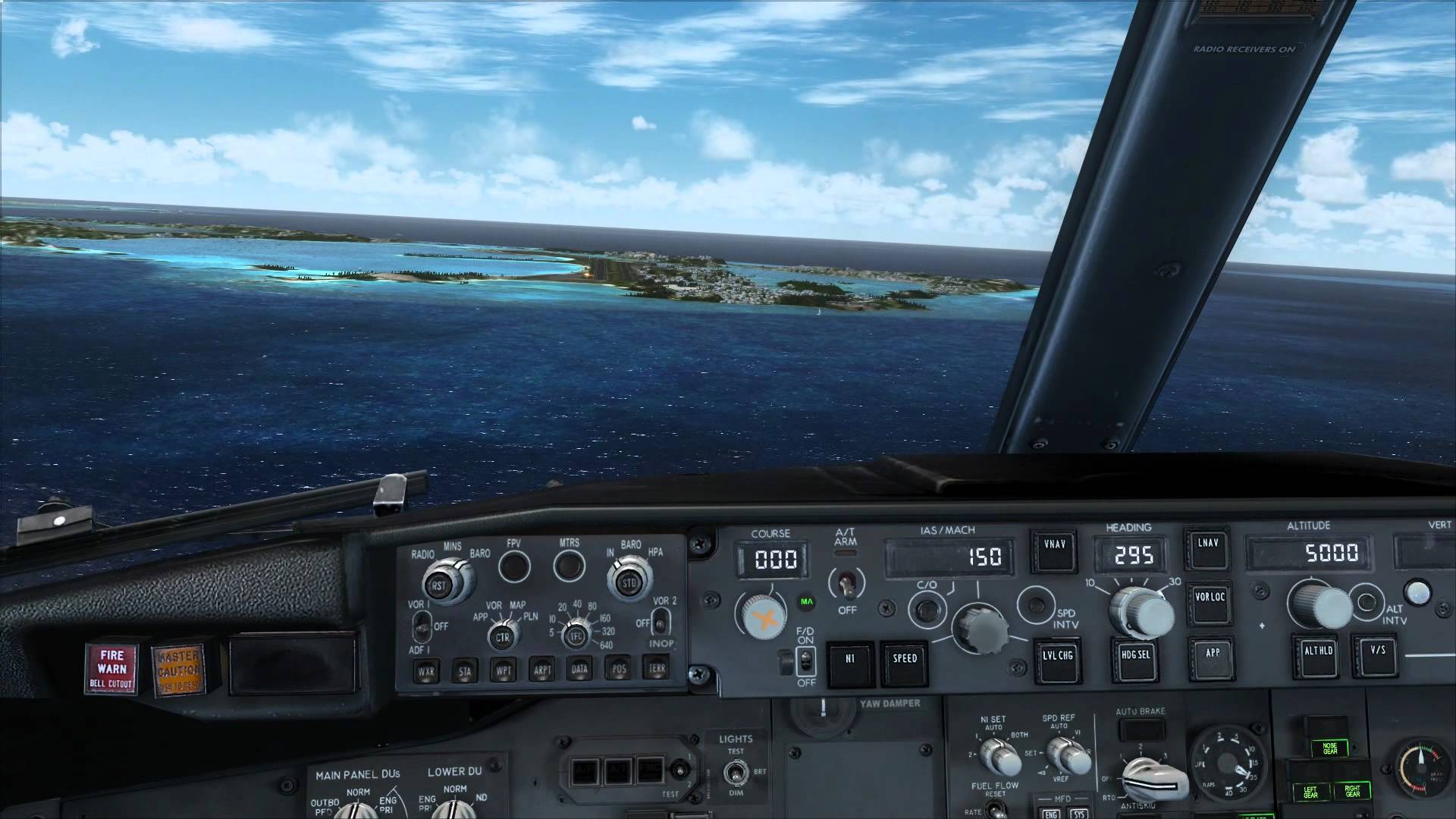Flight Simulator X Wallpaper: Bermuda Triangle Wallpapers