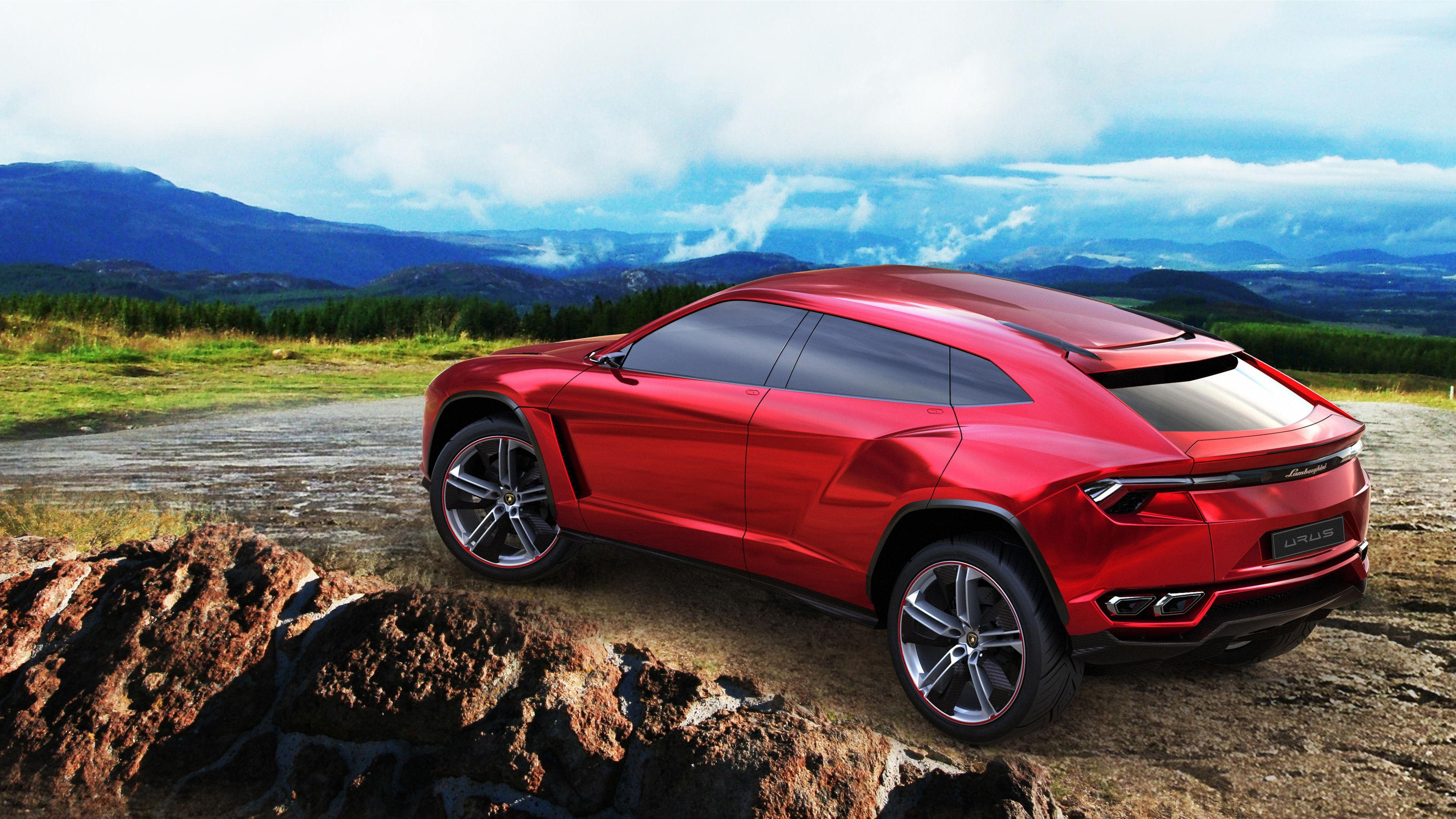 Lamborghini Urus Wallpapers Wallpaper Cave