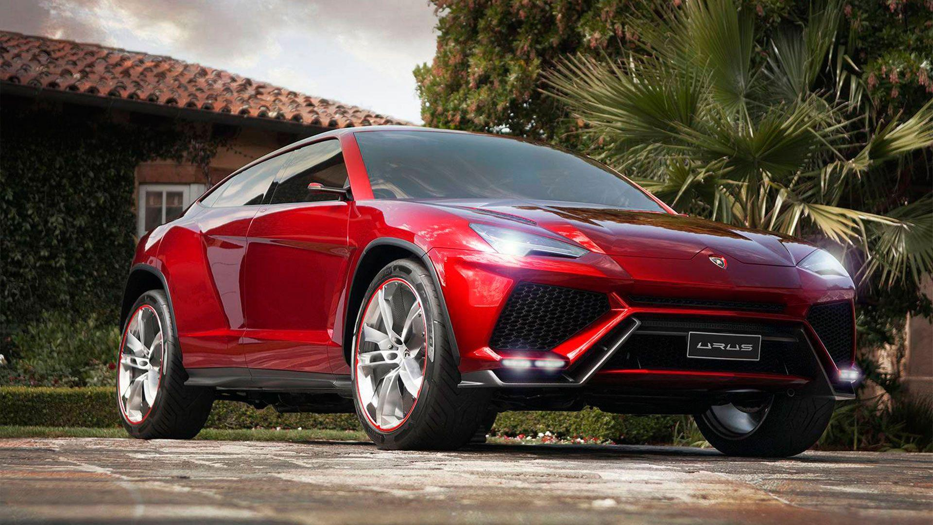 Lamborghini Urus Wallpapers Wallpaper Cave