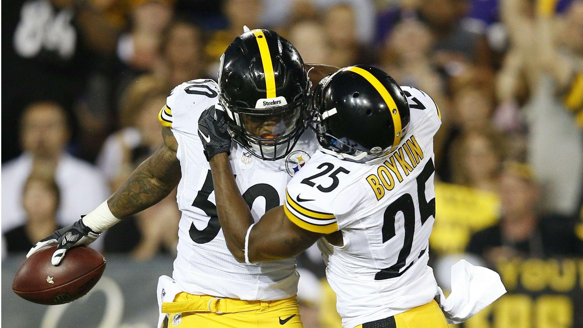 Ryan Shazier ready to be linchpin of Steelers' new-look defense ...