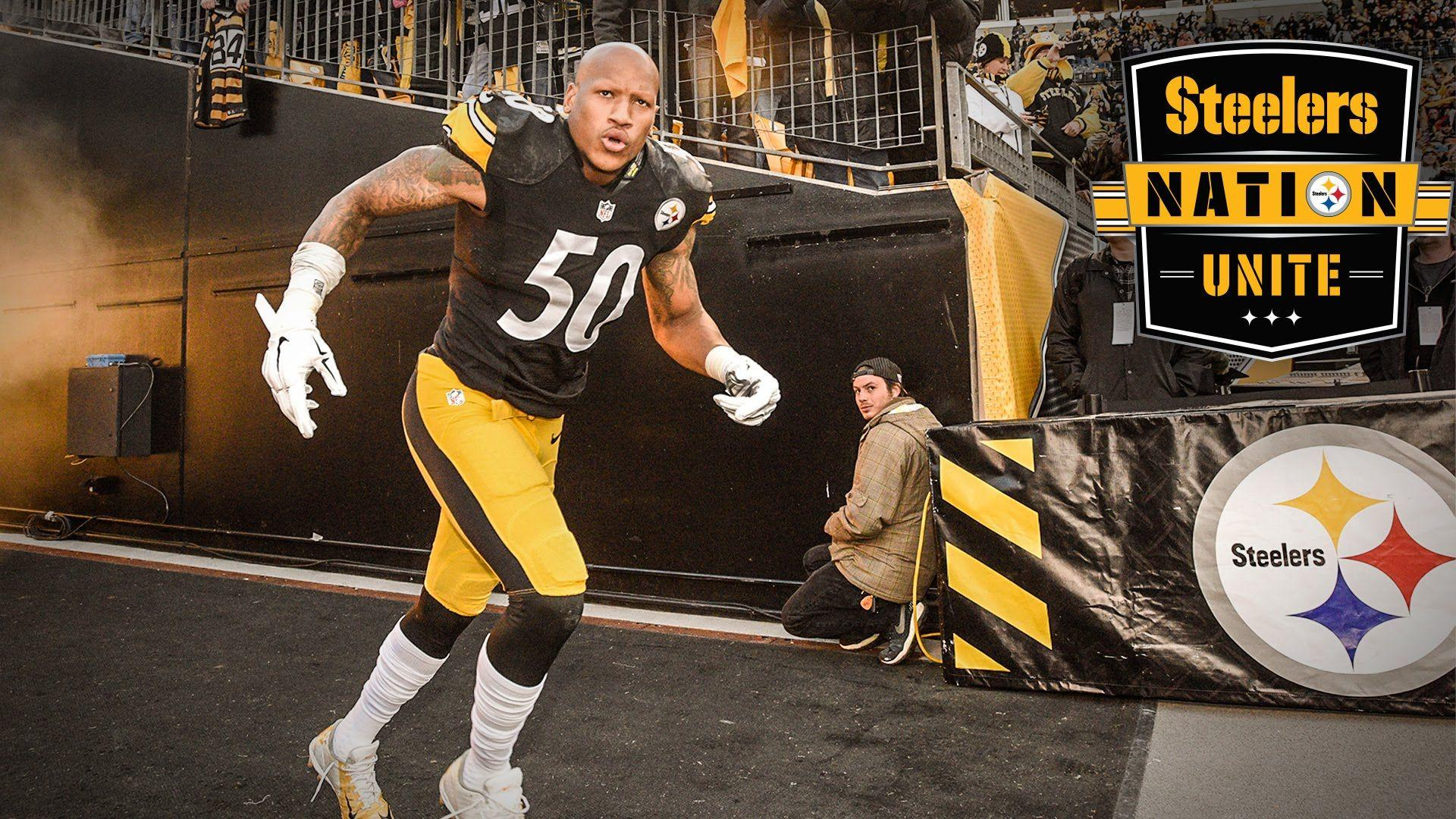 Steelers Nation Unite Weekly Huddle with LB Ryan Shazier - YouTube