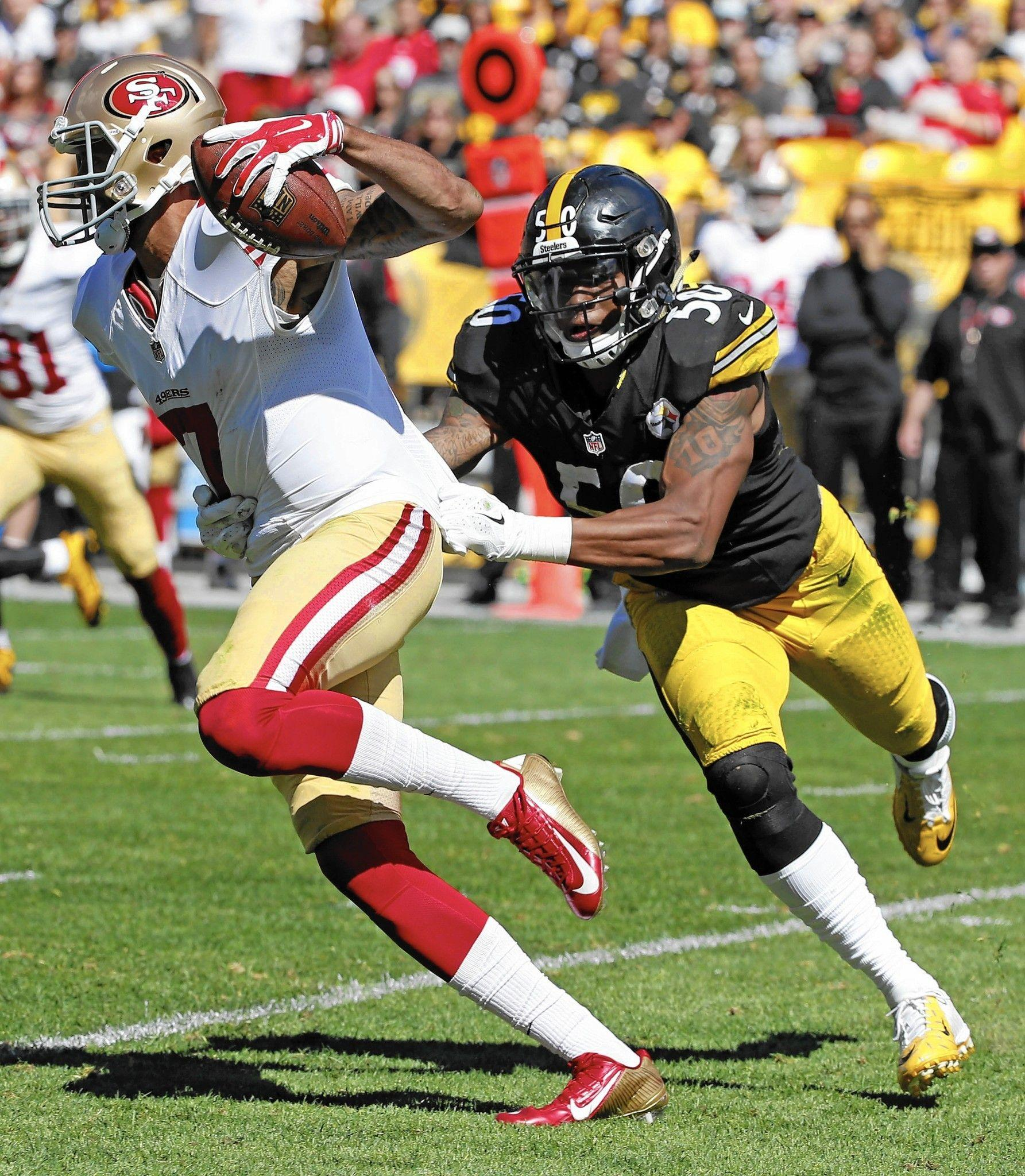 Steelers linebacker Ryan Shazier starting to shine - The Morning Call