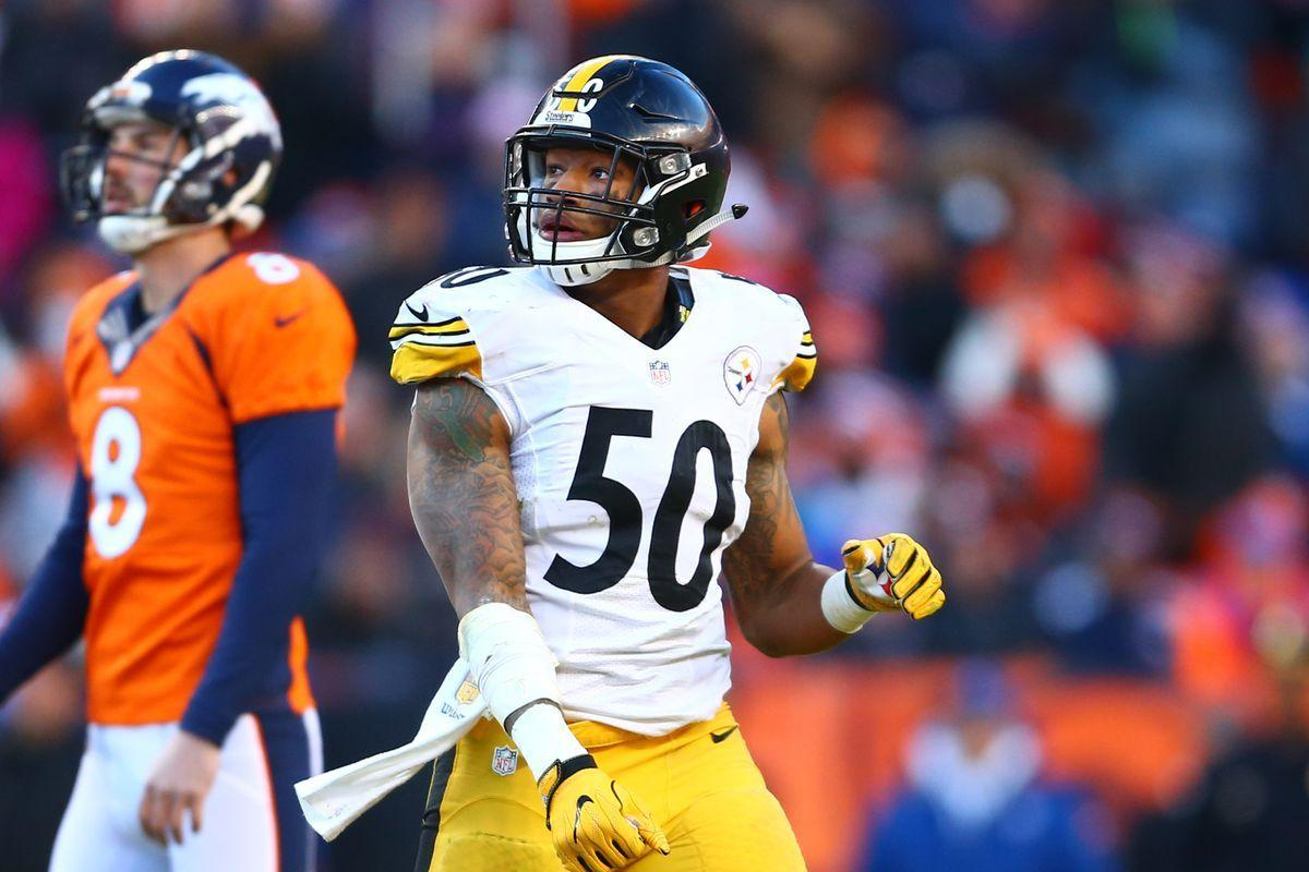 Pittsburgh Steelers LB Ryan Shazier was once considered a first ...