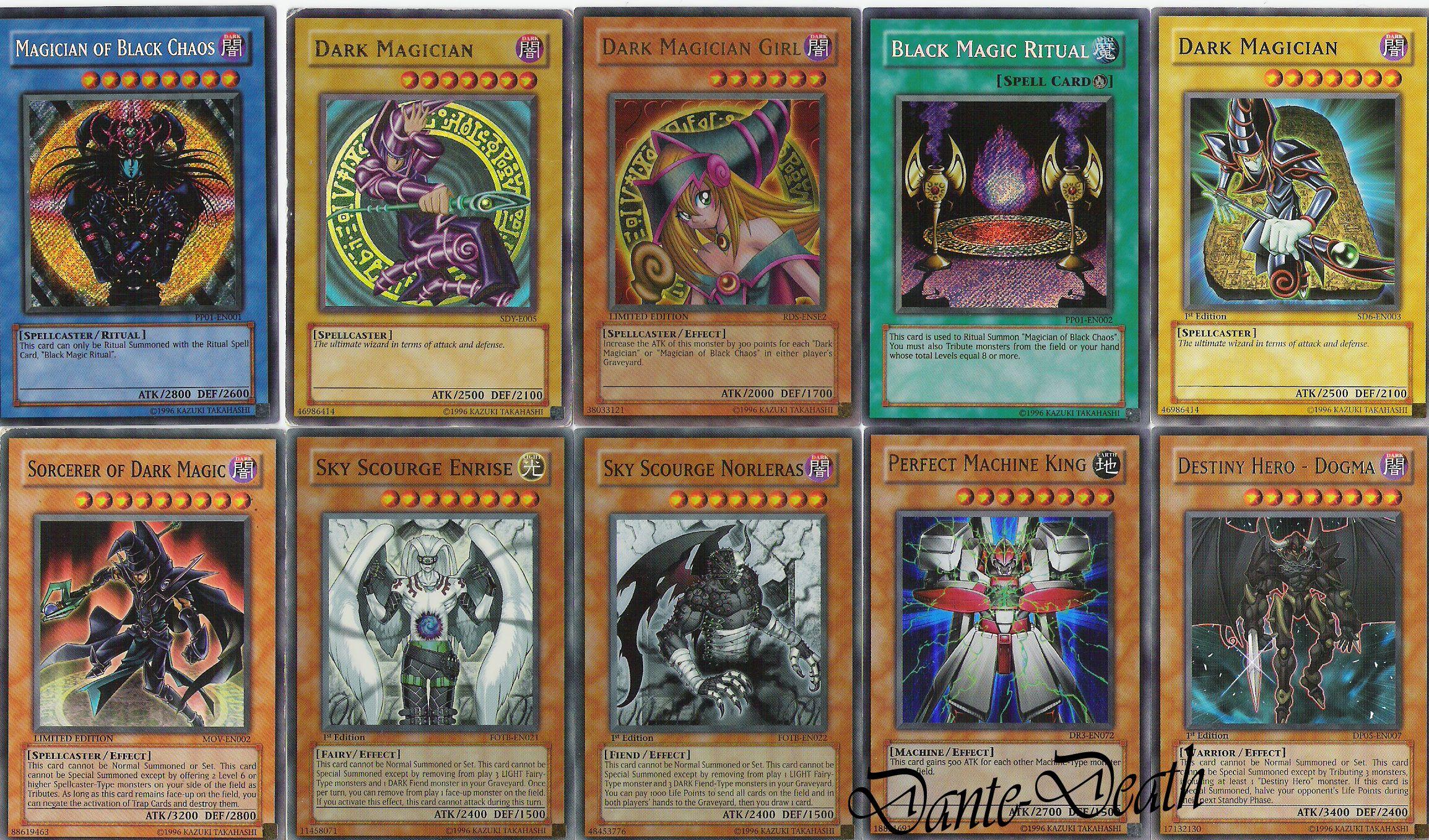 Yugioh Cards Yu-Gi-Oh! Cards...