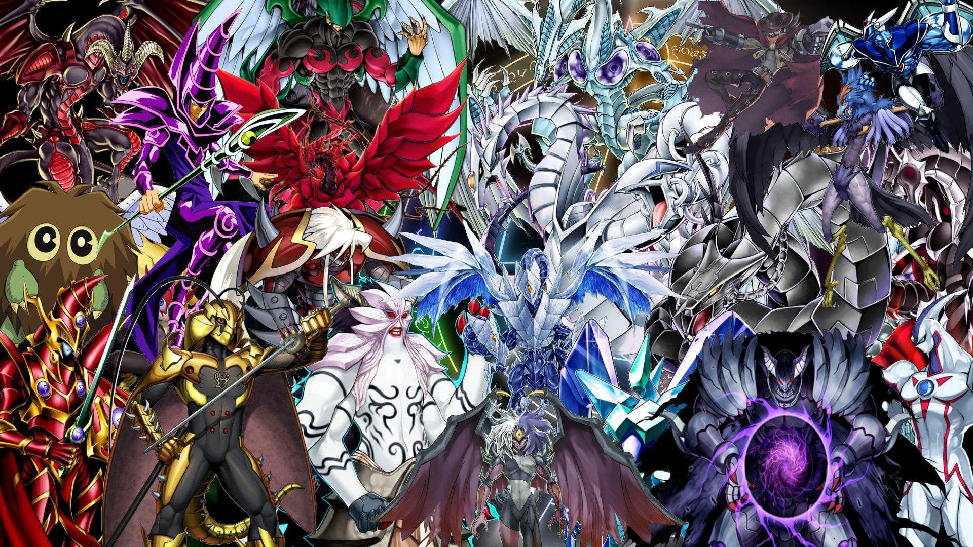Yugioh Legendary Dragons Wallpapers - Wallpaper Cave