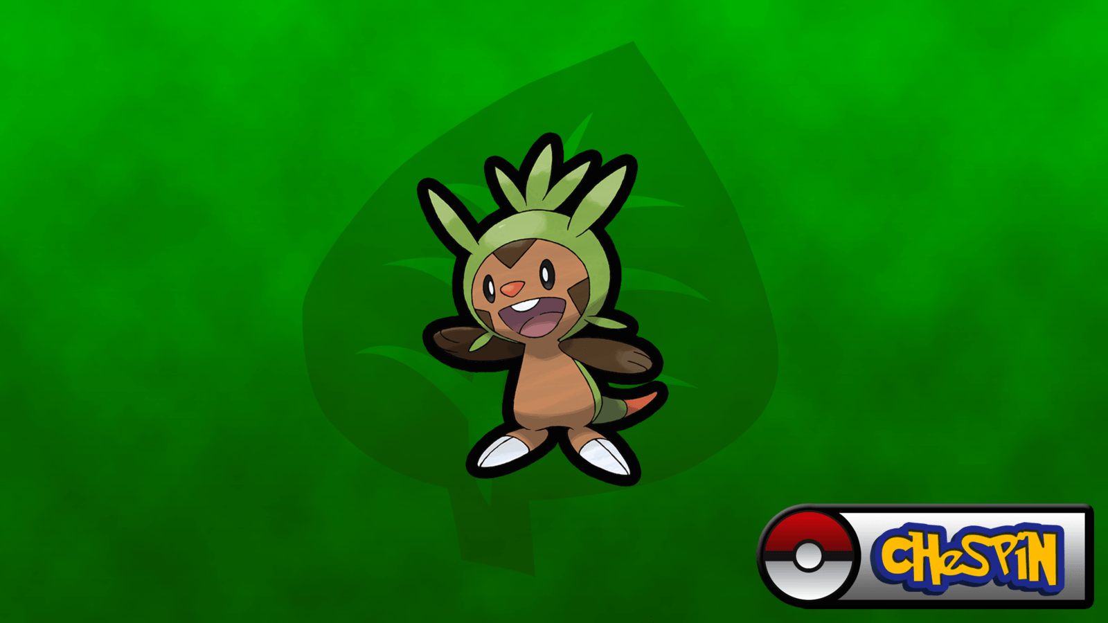 Image Gallery of Pokemon Chespin Wallpaper