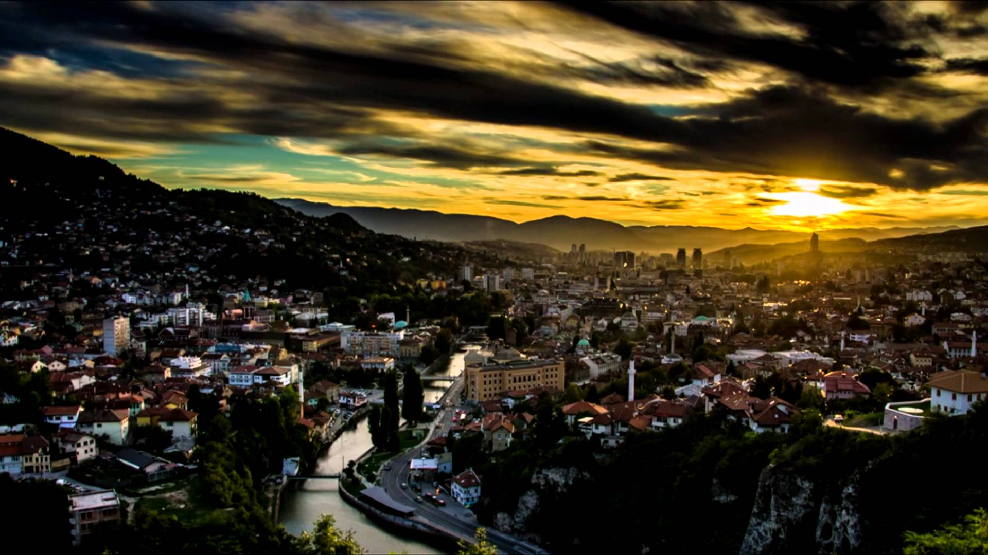 Huffington Post: Sarajevo is the Second Most Beautiful City in the ...