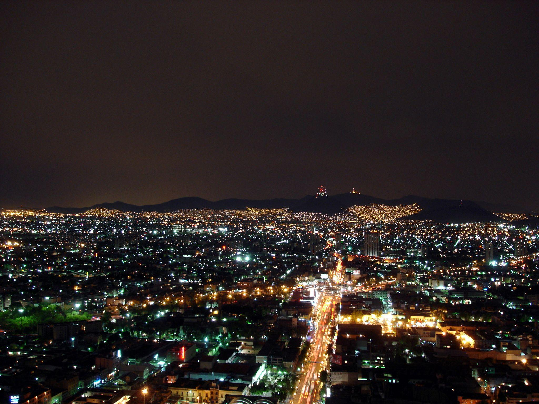Wallpapers Of The Day: Mexico City | 2048x1536 Mexico City Pics