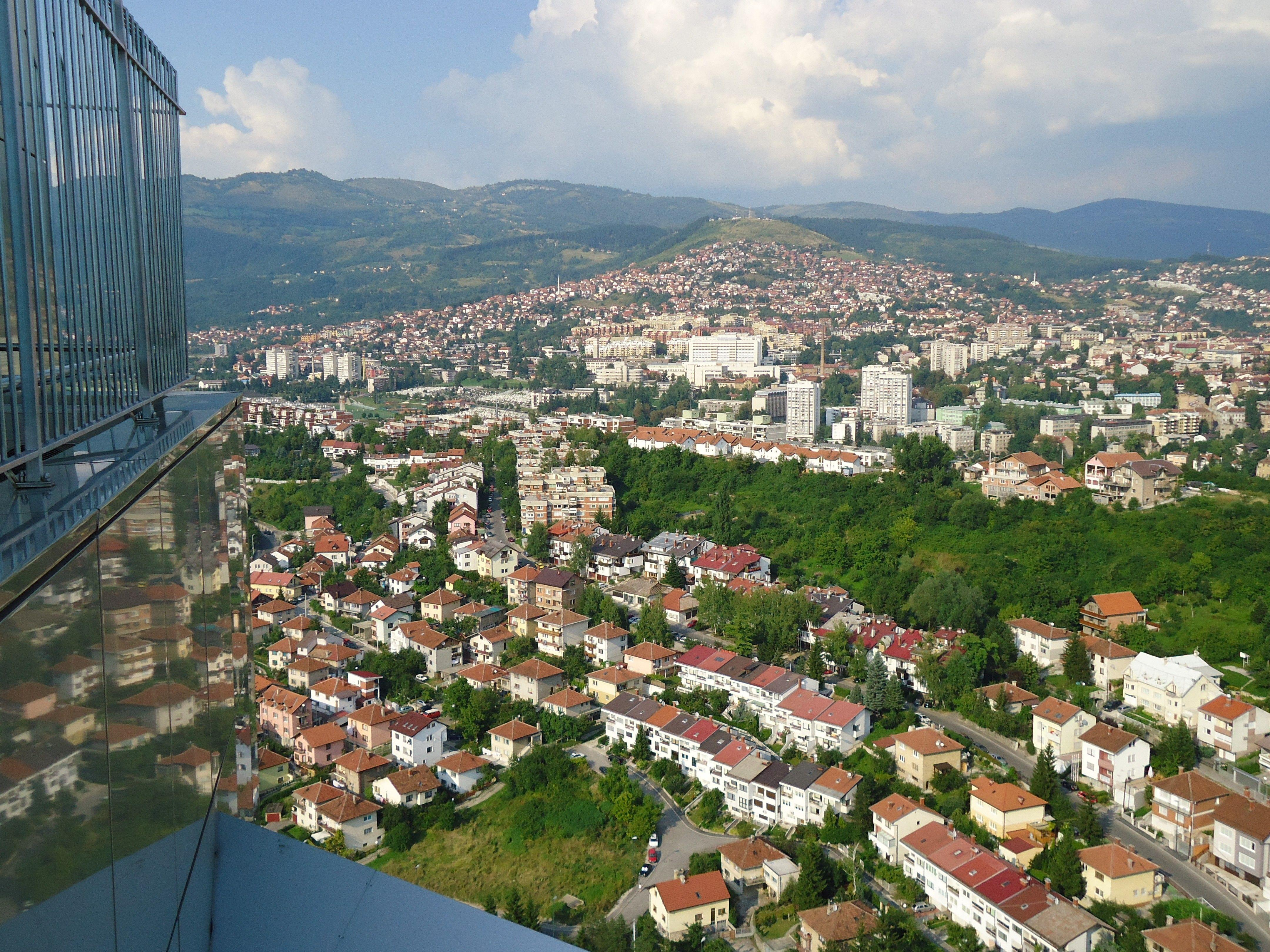 Other: Sarajevo Bosnia Avaz City Photo for HD 16:9 High Definition ...