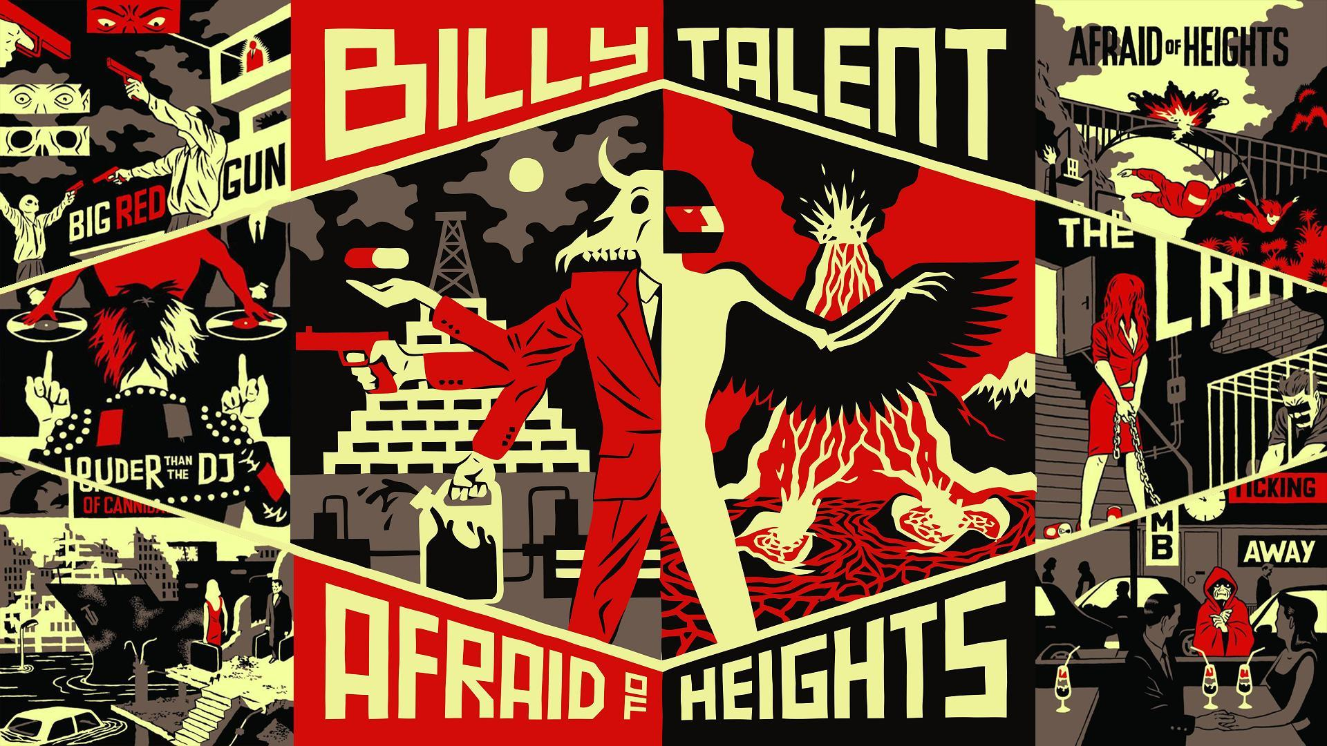 Billy Talent Wallpapers Wallpaper Cave