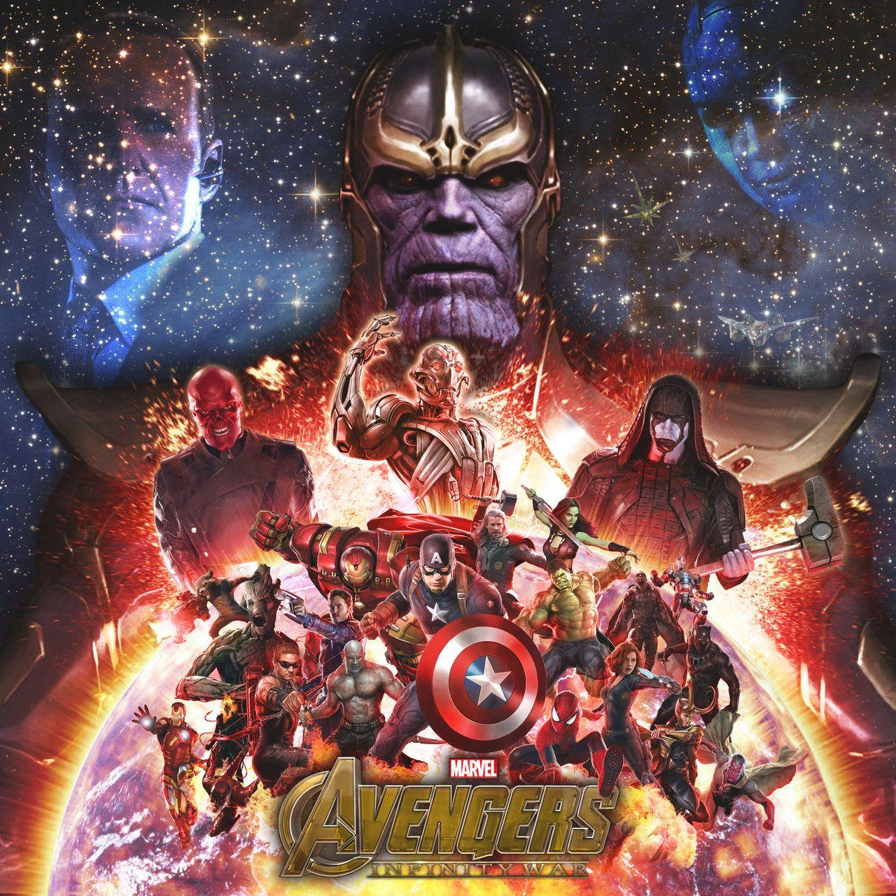 Can we talk about Avengers Infinity War a bit? - NeoGAF