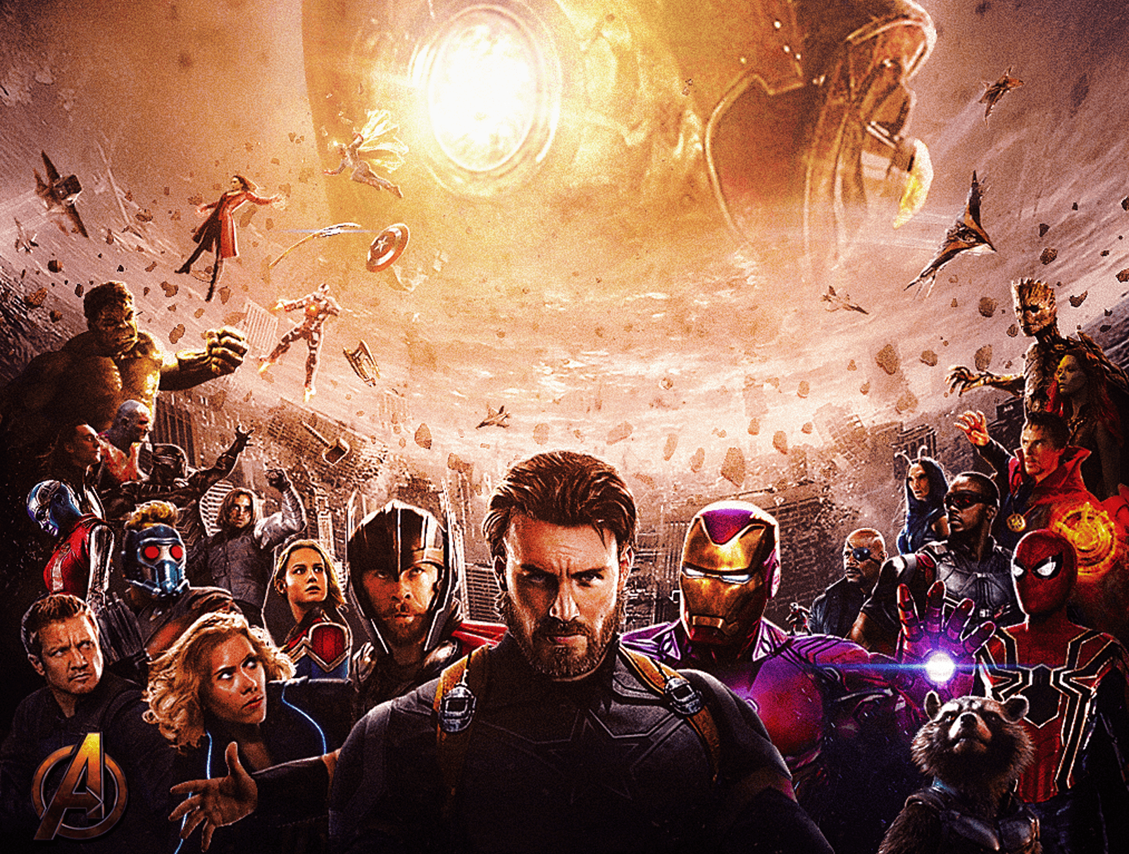 Avengers: Infinity War Wallpaper and Background | 1603x1213 | ID ...