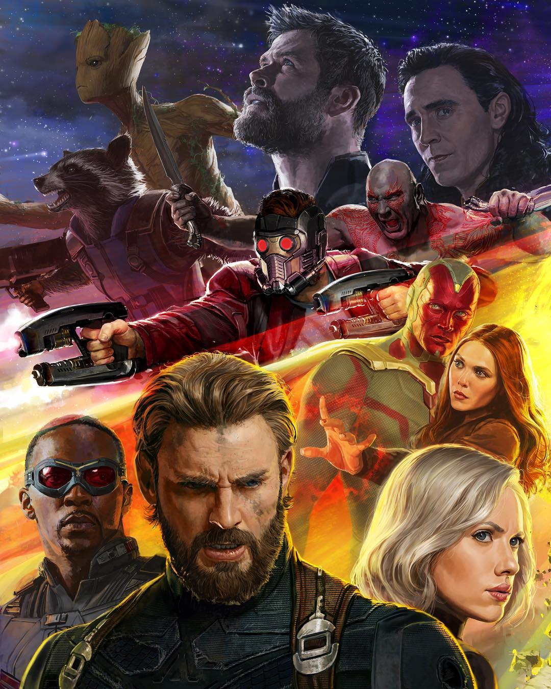 Avengers: Infinity War/Gallery | Marvel Cinematic Universe Wiki ...