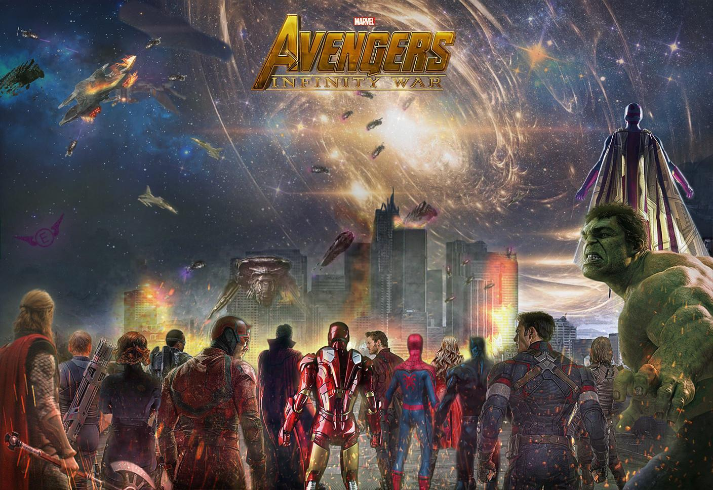 Avengers Infinity War Movie HD Wallpapers Pics Free Download