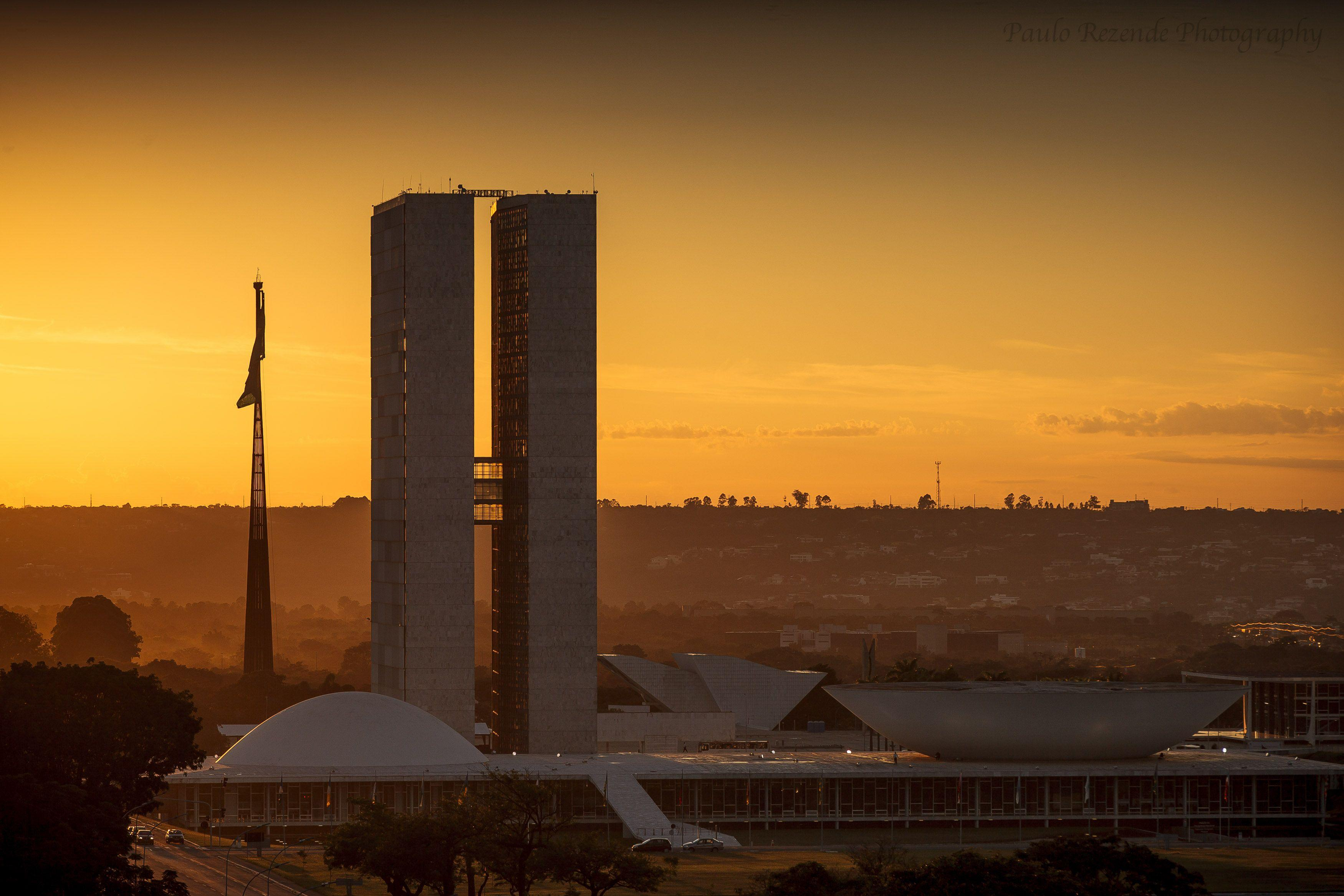 Sunrise in Brasília Full HD Wallpapers and Backgrounds