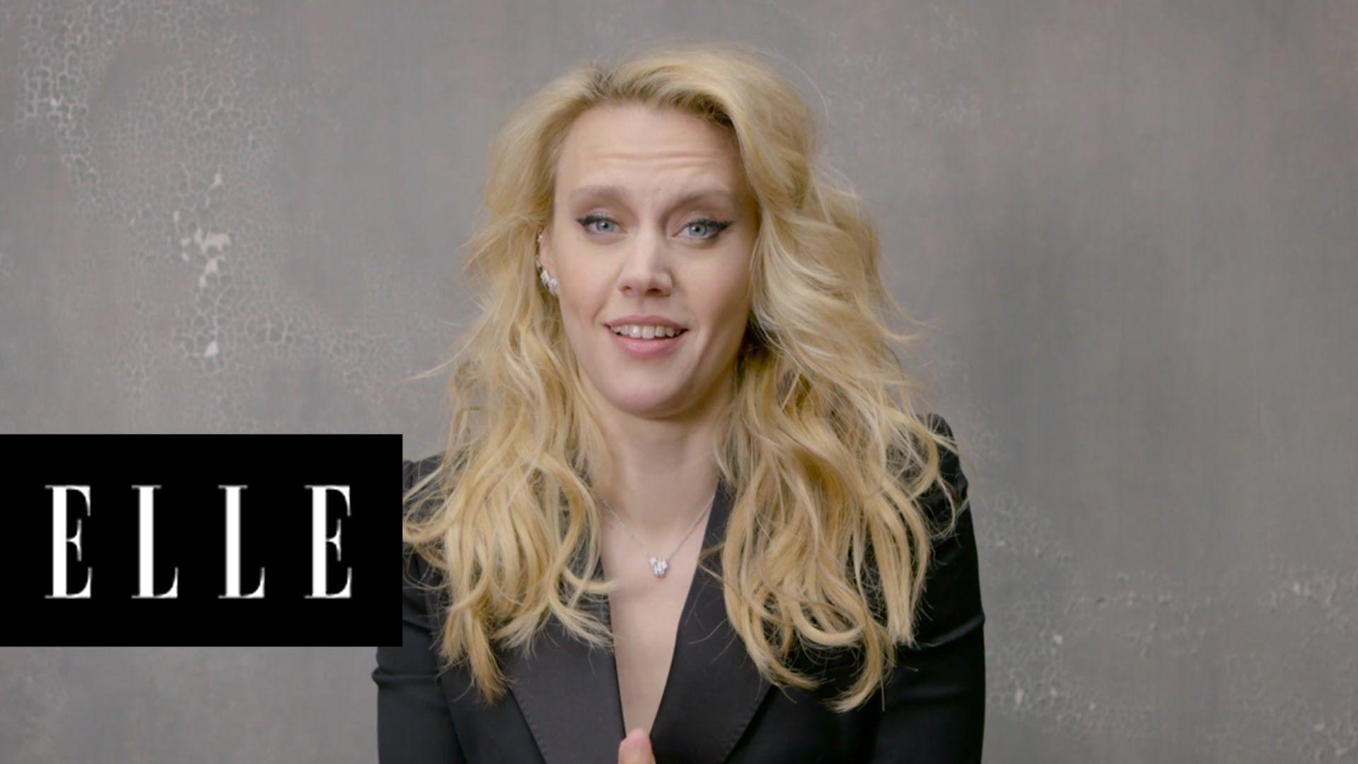 Ghostbusters Theme Song with Kate McKinnon's Best Accents | ELLE ...