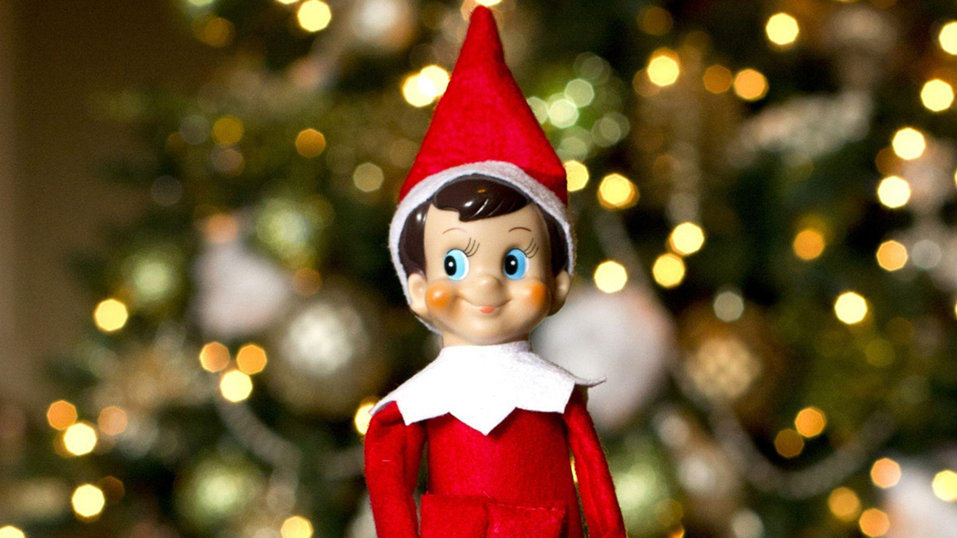 Elf On The Shelf: 6 Ways to Use Elf on the Shelf for Speech and