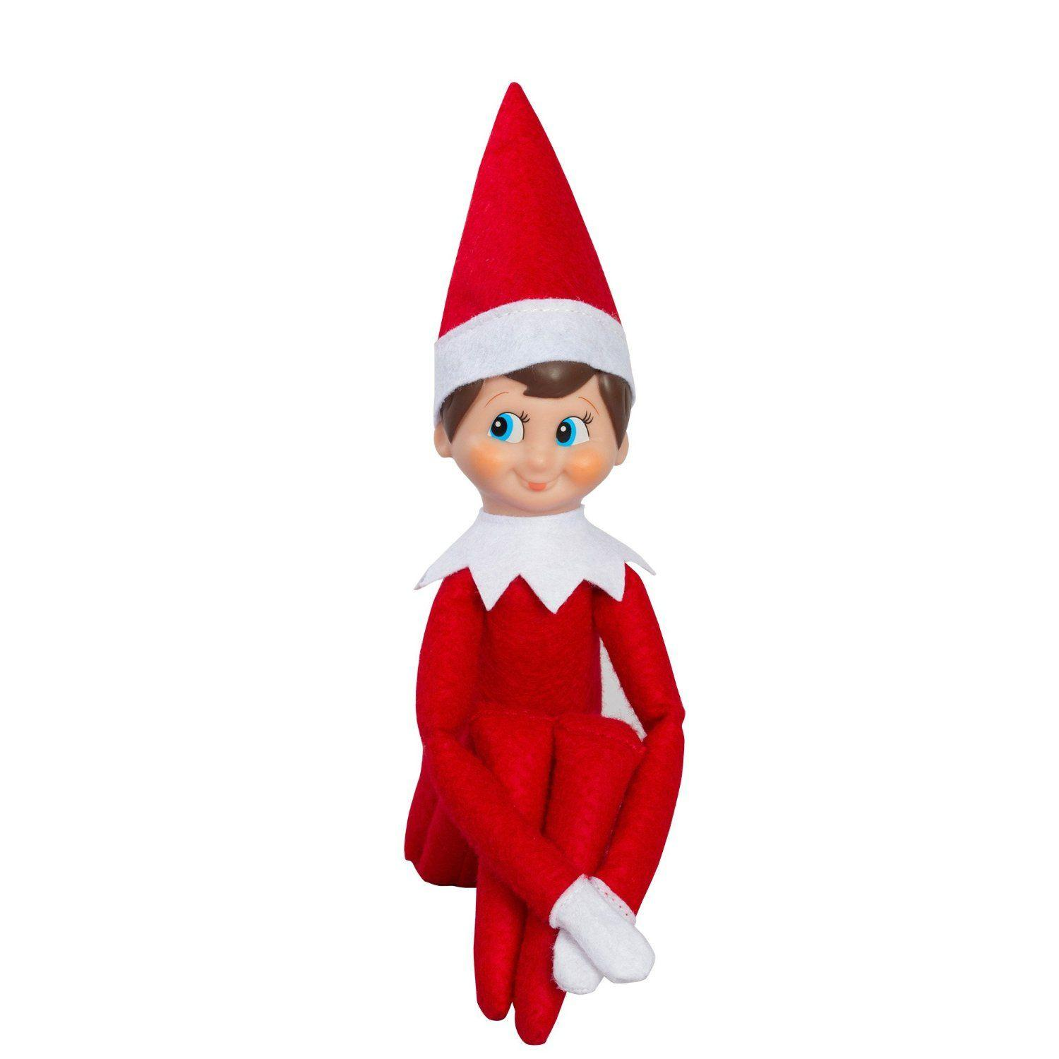 Booktopia - The Elf on the Shelf (boy elf w/ light skin ...