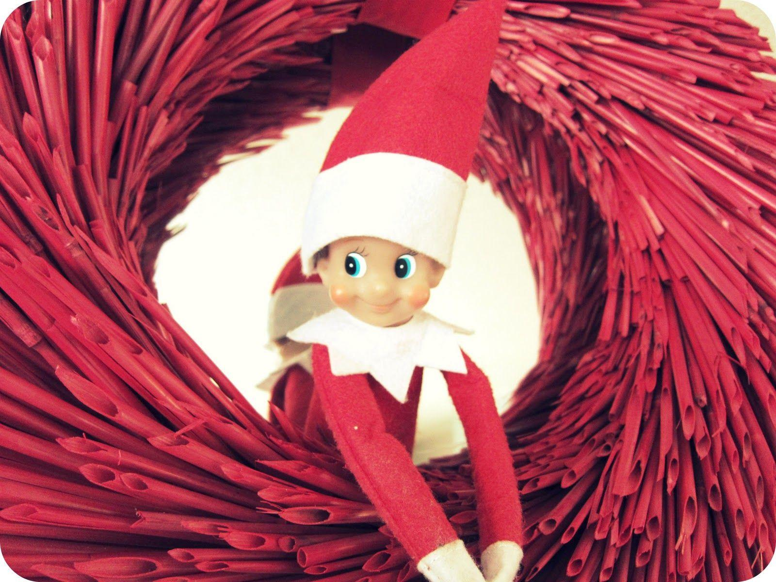 Elf on the Shelf Wallpapers