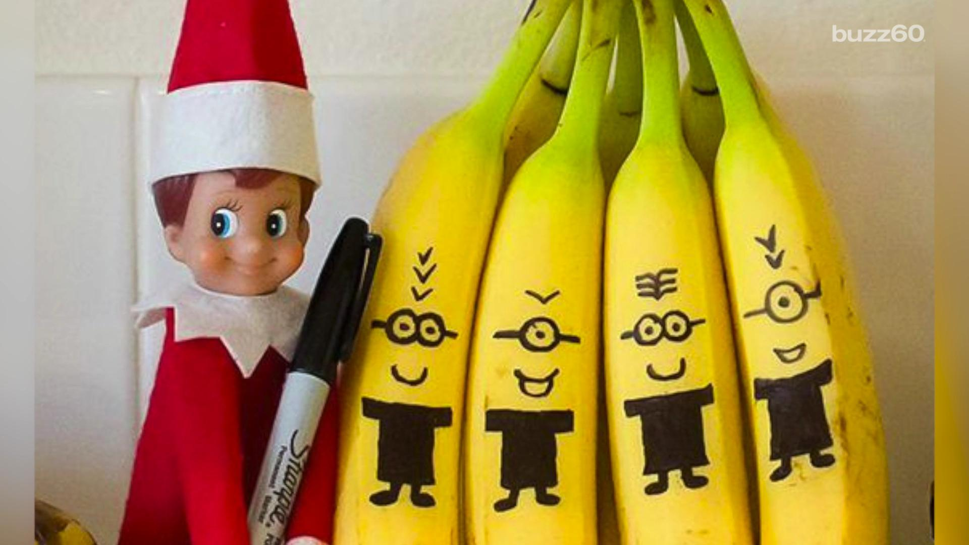 5 easy 'Elf on the Shelf' ideas that will wow your kids