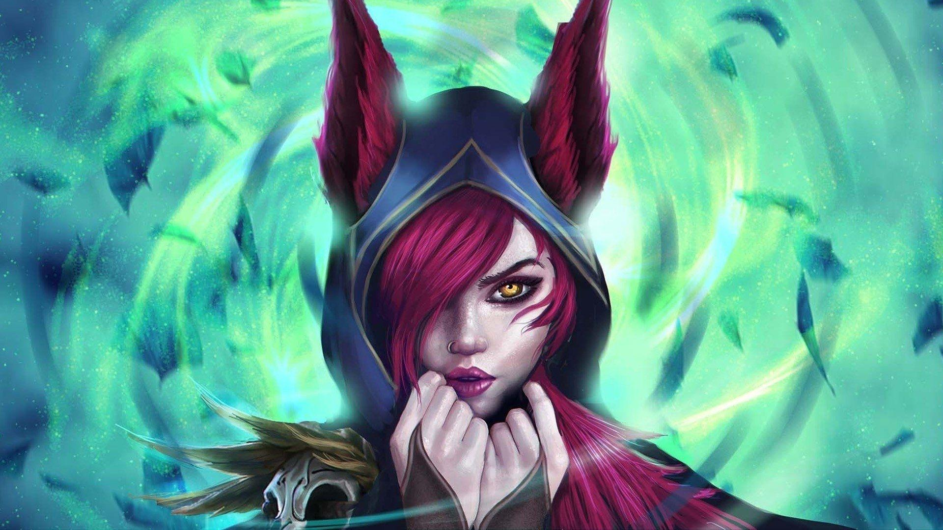 Xayah Wallpapers Hd – Free Download Game