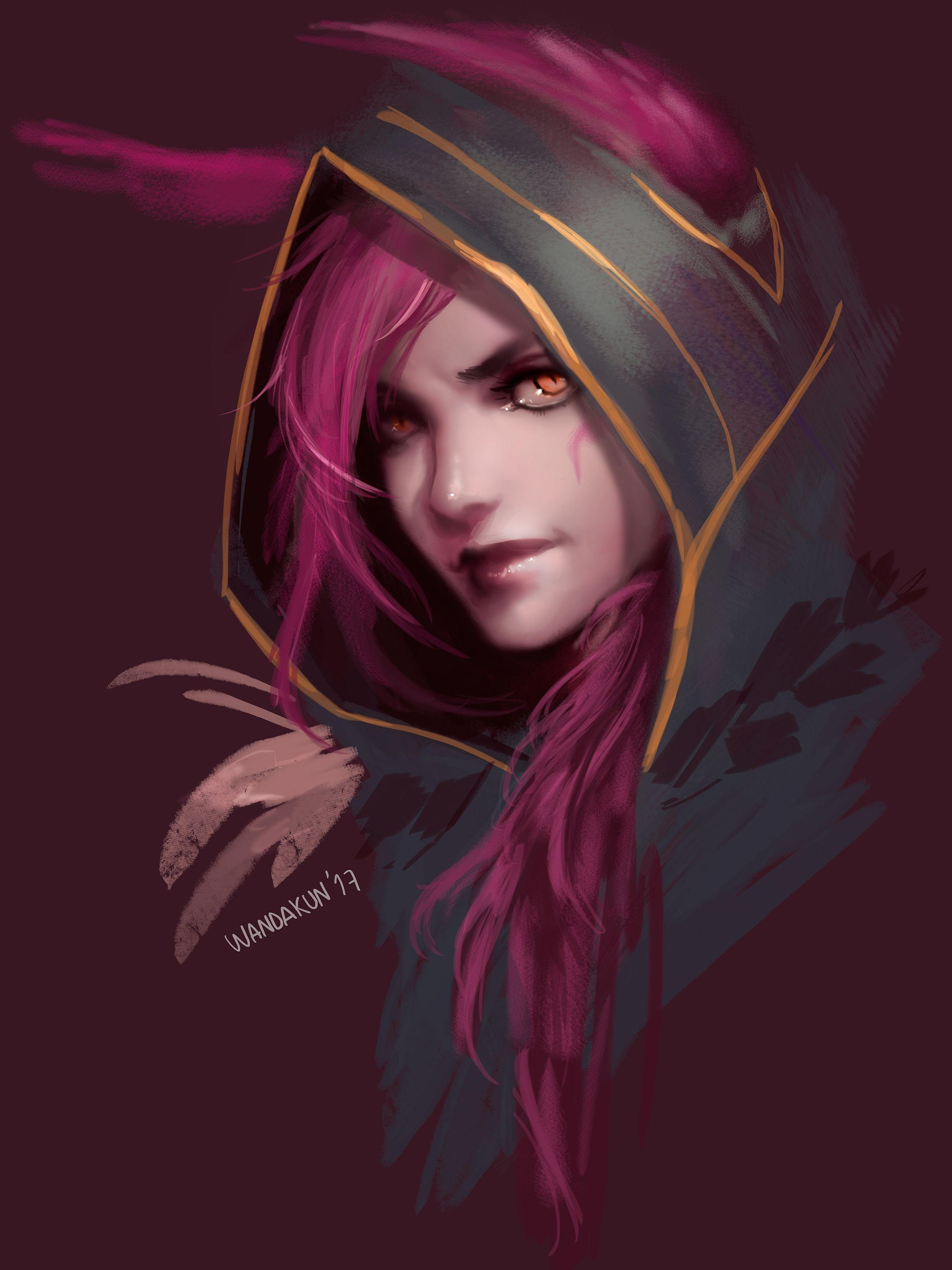 Xayah - LoL Wallpapers | HD Wallpapers & Artworks for League of ...