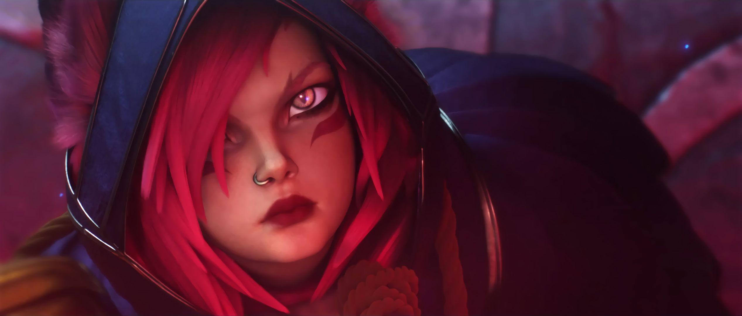 Xayah Official Artwork - LoL Wallpapers | HD Wallpapers & Artworks ...