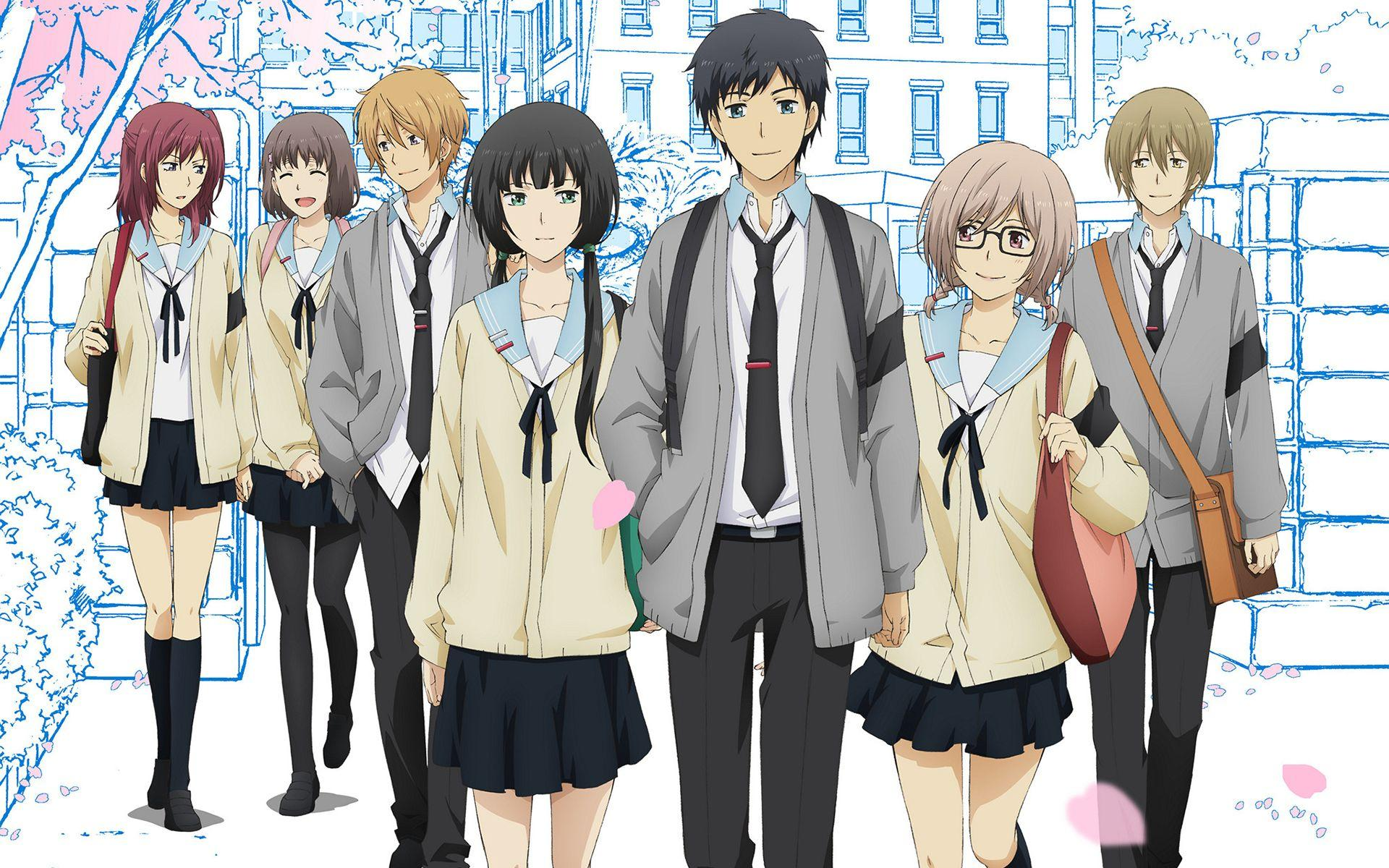 Relife Hd Wallpapers Backgrounds Wallpaper Abyss