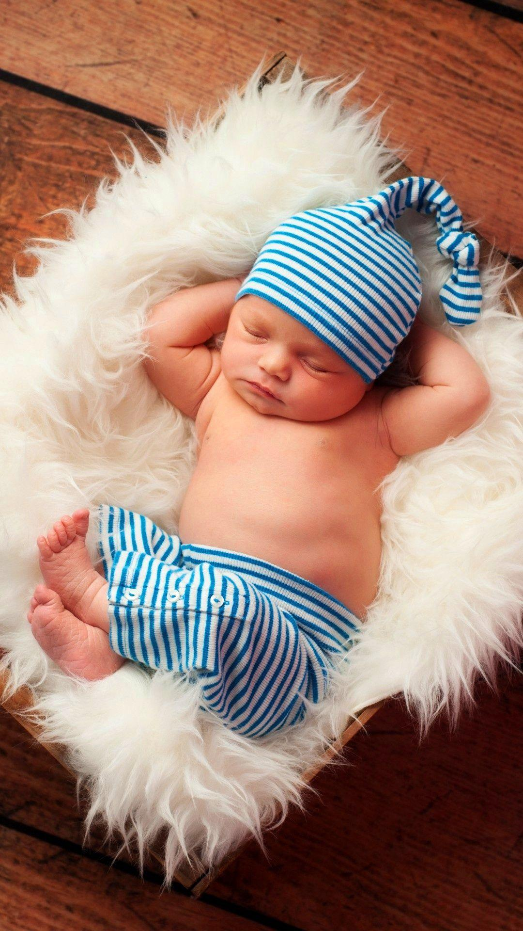 Cool Newborn Baby Sleeping Wallpapers - 1080x1920 - 537876