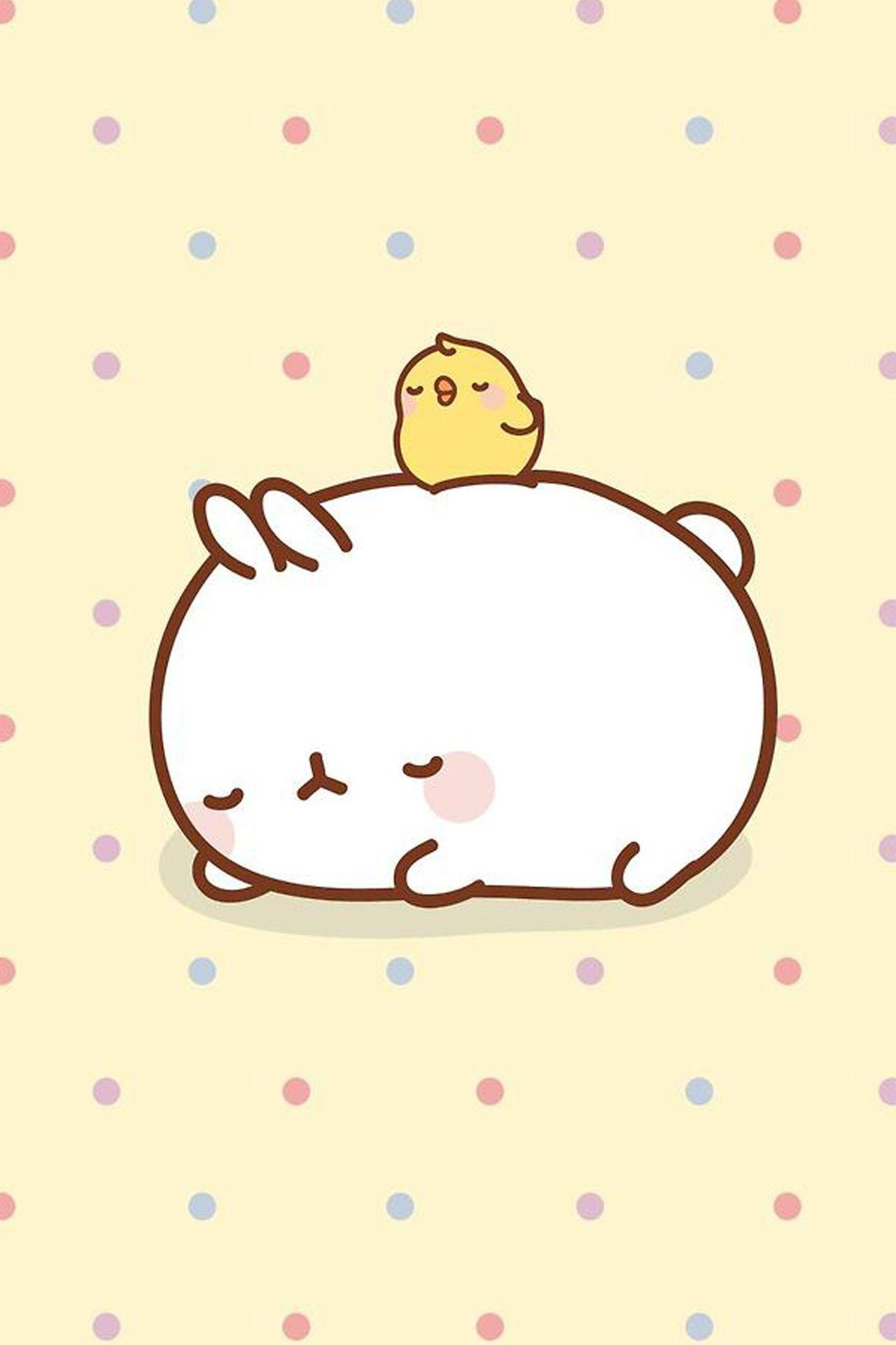 Molang Wallpapers | Lollimobile | iPhone Wallpapers | Pinterest ...