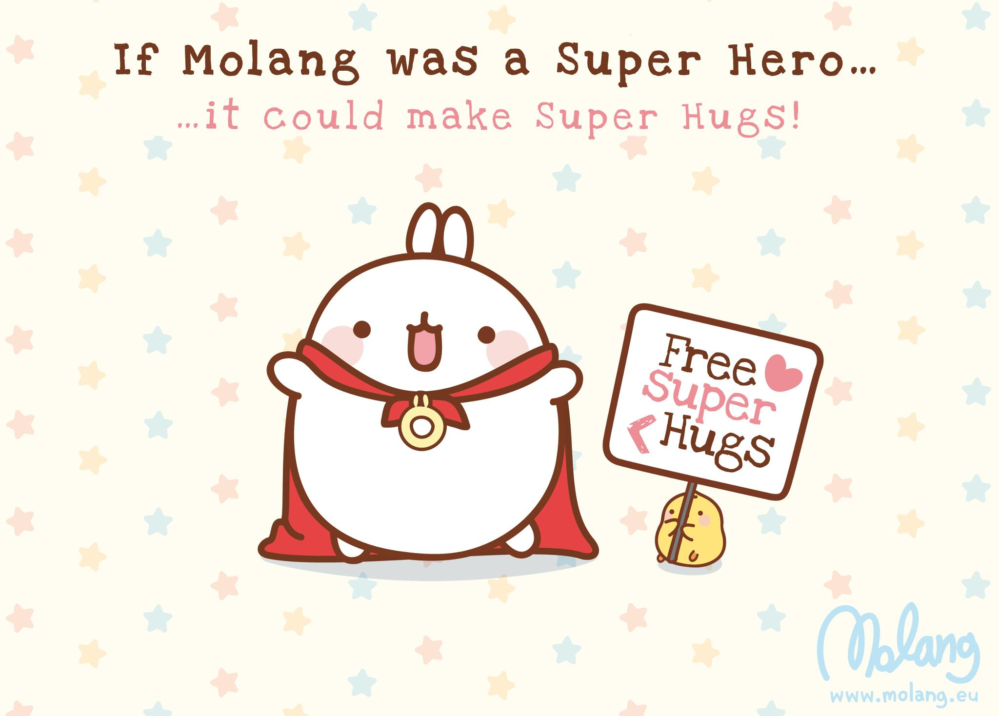 166 best :: Molang :: images on Pinterest | Kawaii, Rabbit and ...