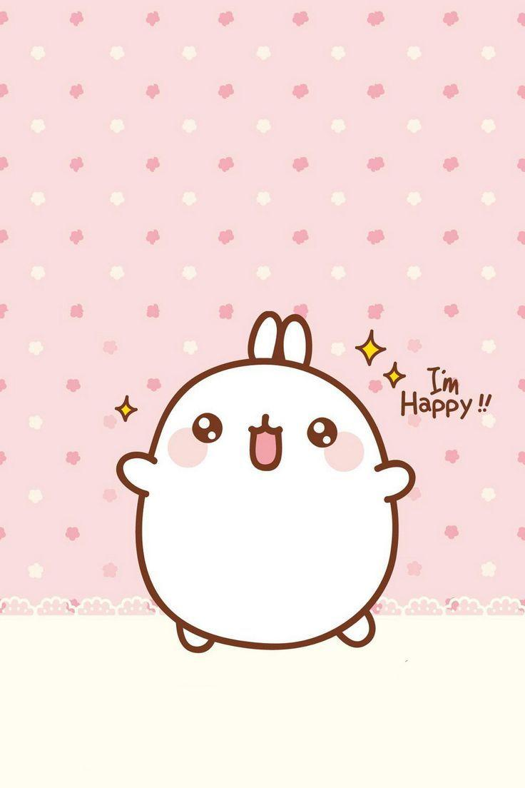 60 best ♡ molang ☆ images on Pinterest | Wallpapers, Cute things ...