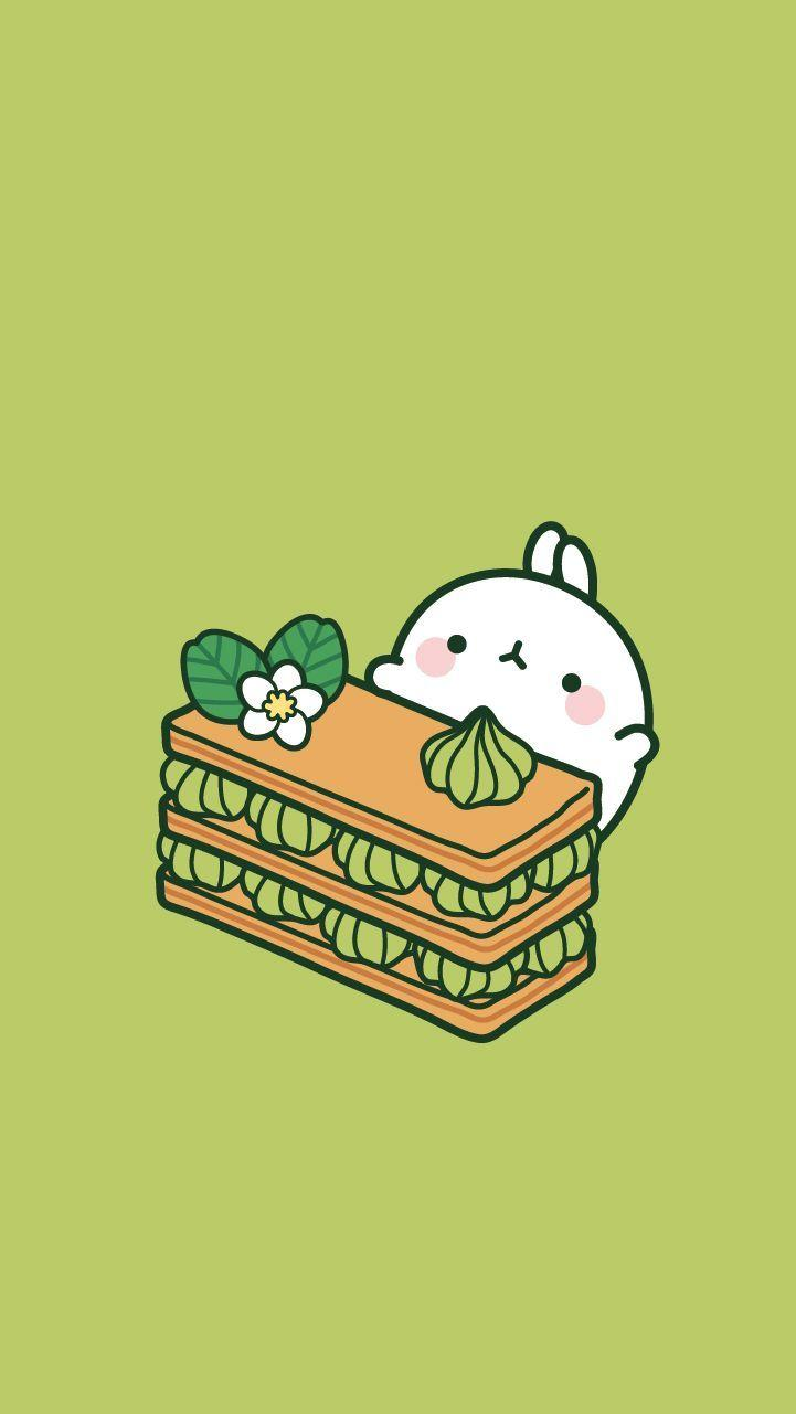 406 best MOLANG images on Pinterest | Wallpapers, Walls and Kawaii ...