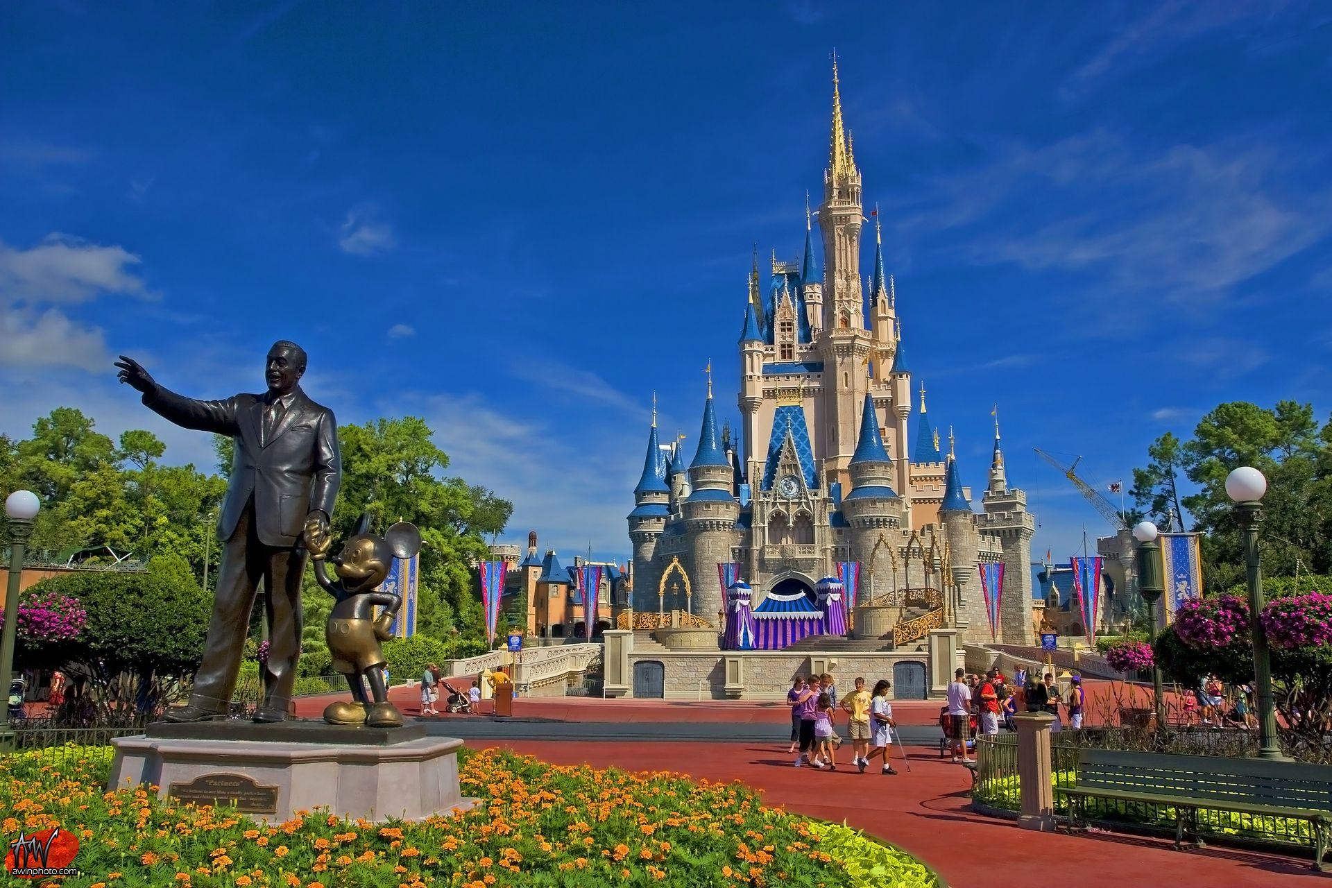 Walt Disney World Wallpaper 22262 - Baltana