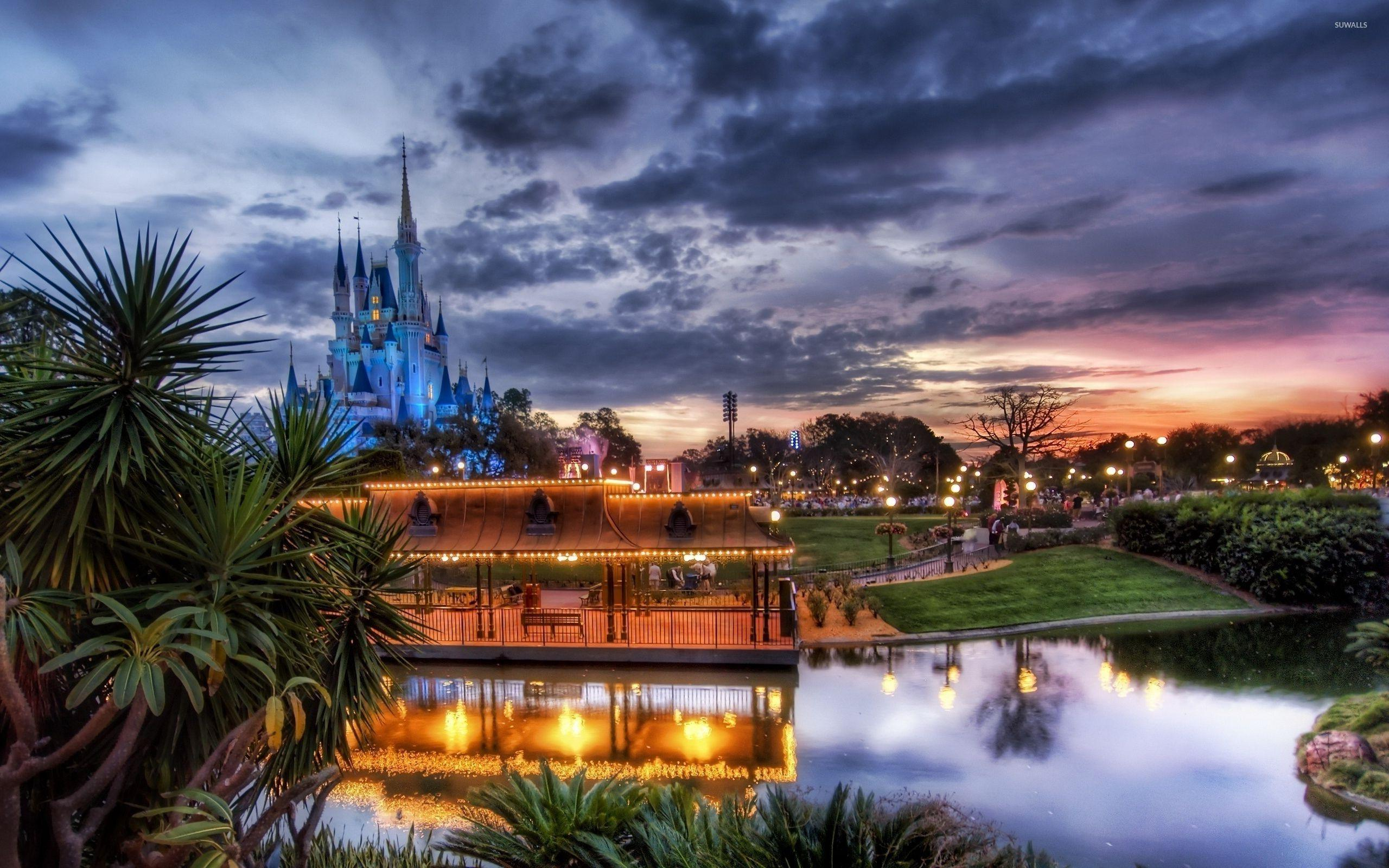 Walt Disney World Desktop Wallpaper 22260 - Baltana