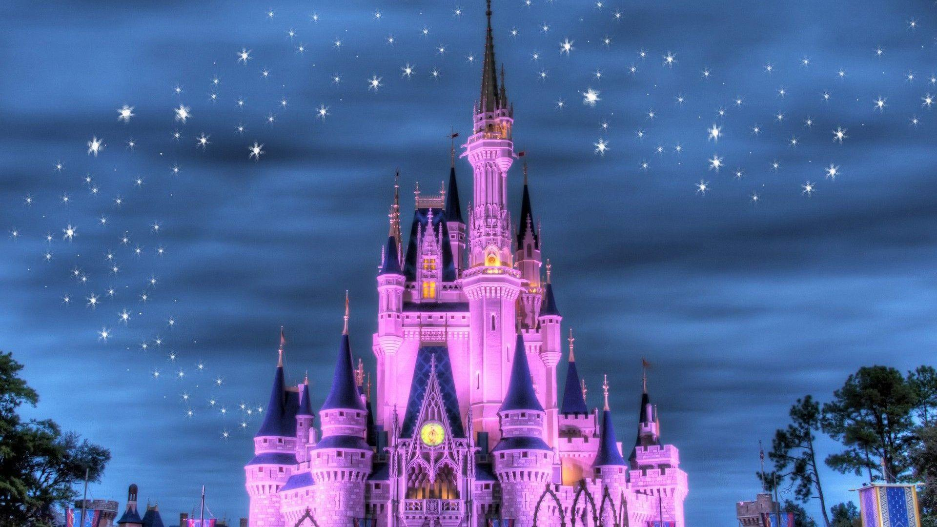 Disney Castle Wallpapers HD - wallpaper.wiki