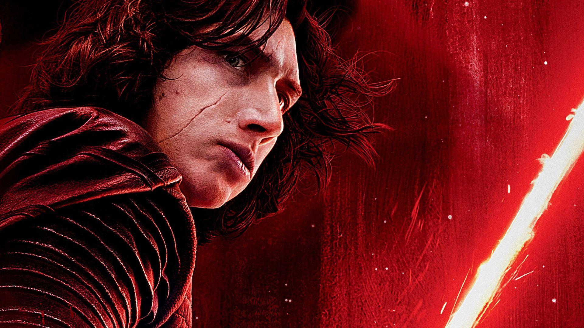 HD Kylo Ren Lightsaber Star Wars: The Last Jedi