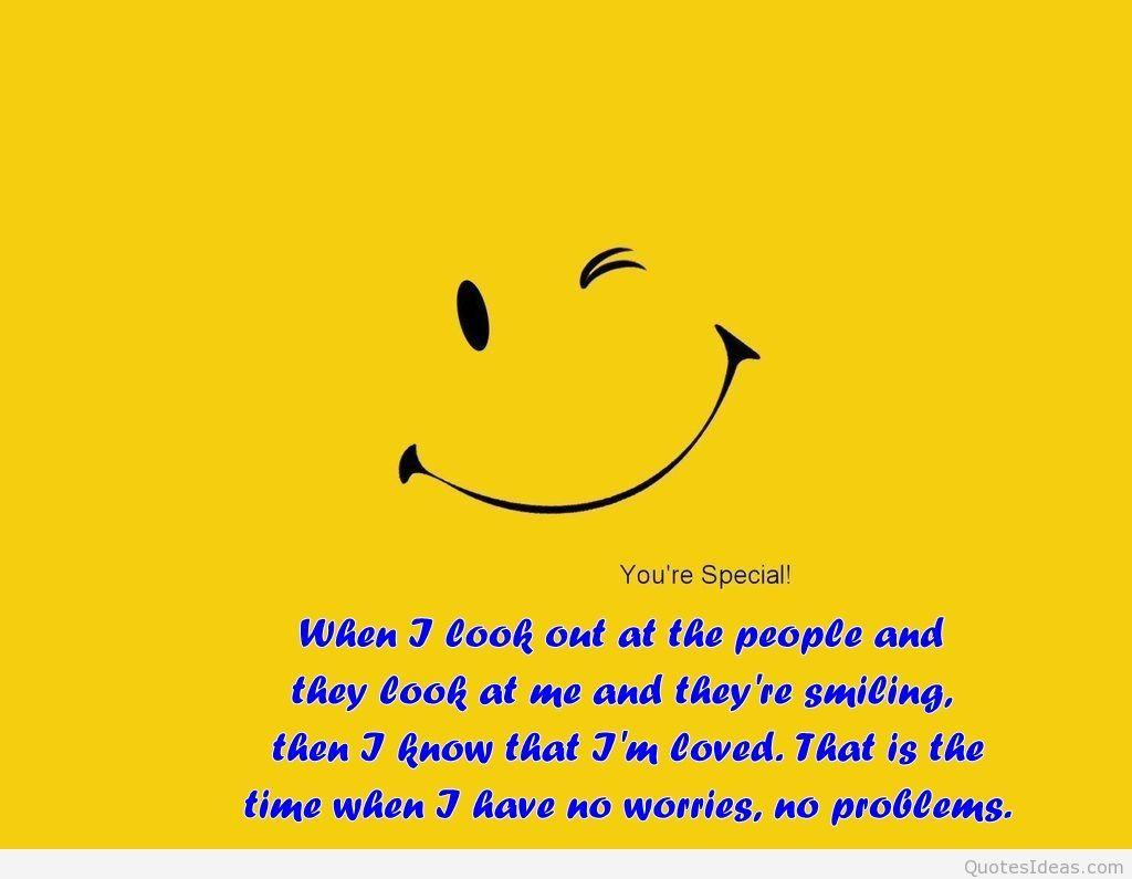 smile quotes wallpapers - wallpaper cave