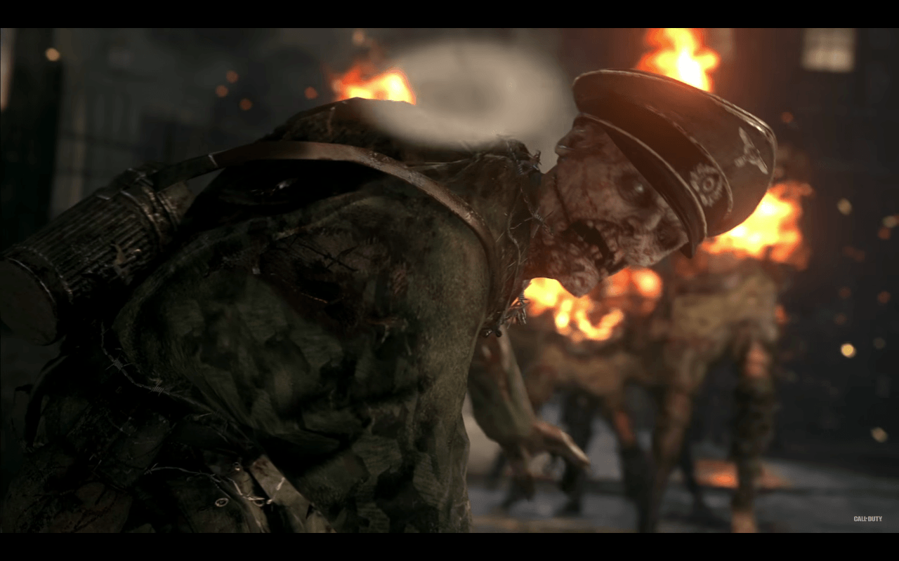 Creators Cast Discuss New Zombie Mode At Call Of Duty WWII Panel