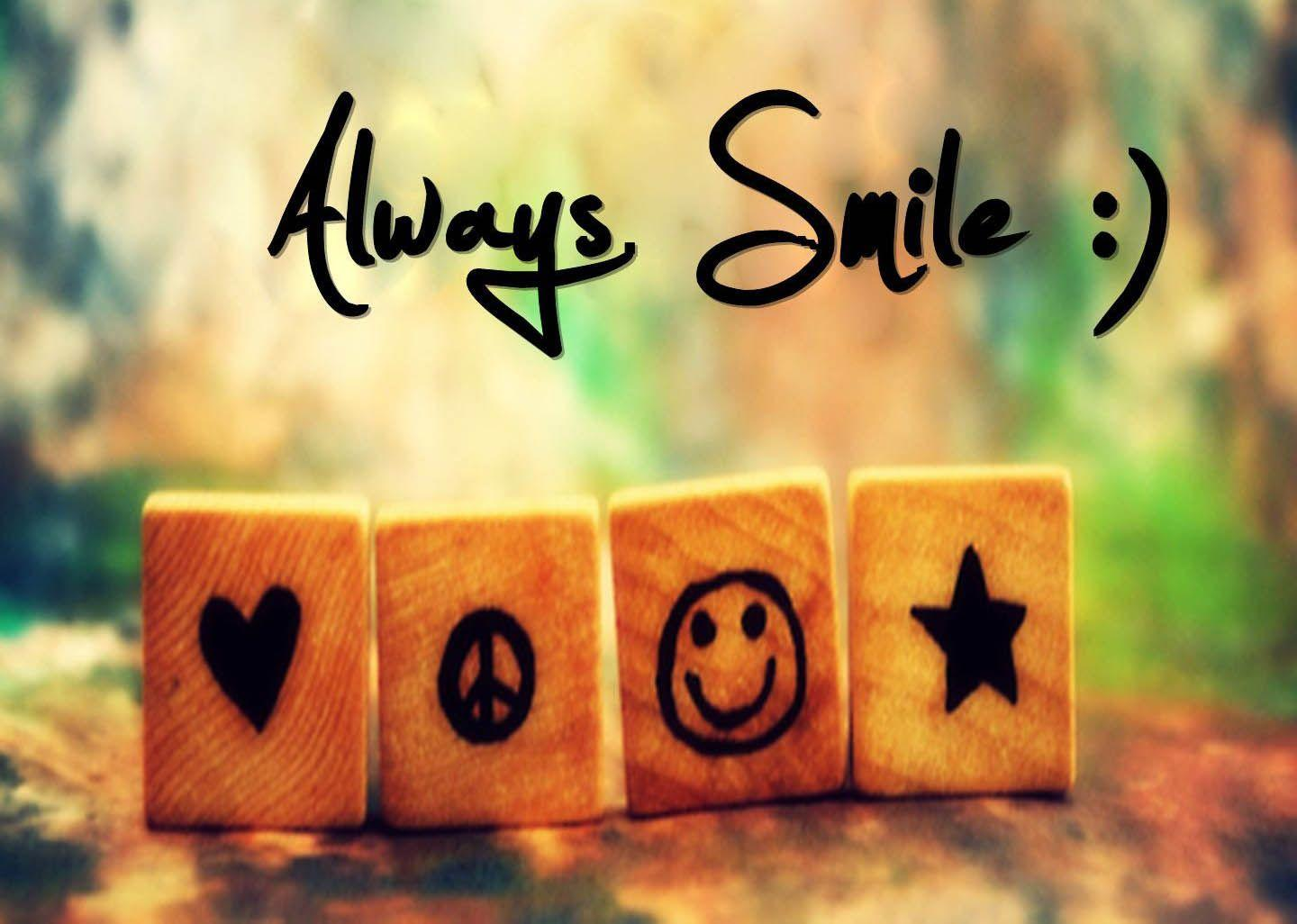 Smile Quotes Wallpapers Wallpaper Cave
