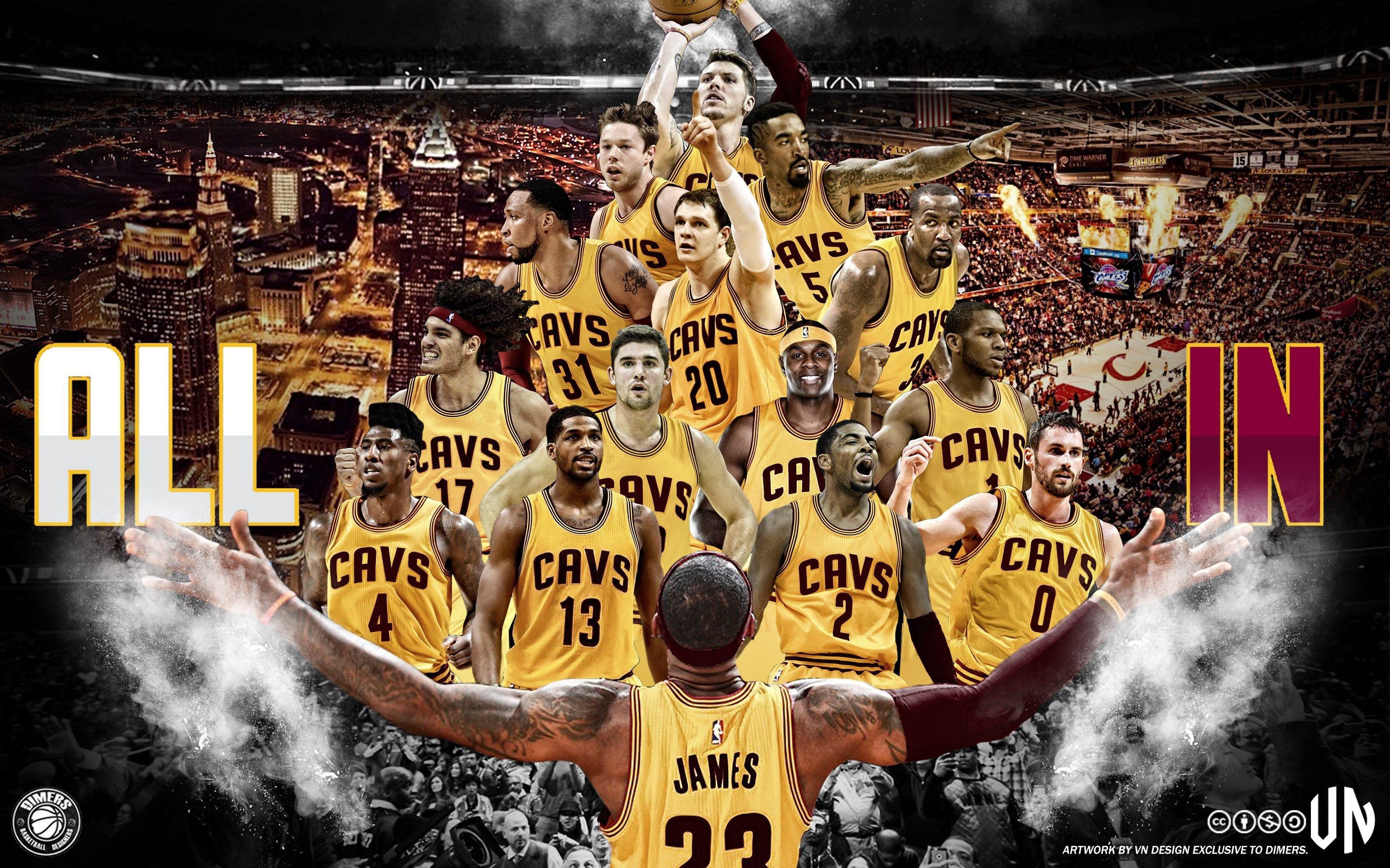 Cleveland Wallpaper 2017 >> Cleveland Cavaliers 2017 Wallpapers Wallpaper Cave