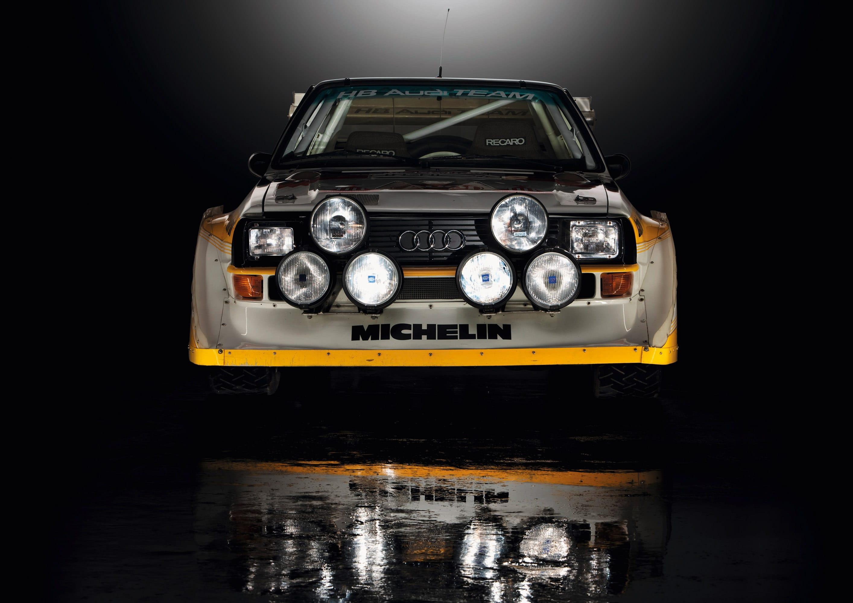 Audi Quattro Wallpapers Wallpaper Cave