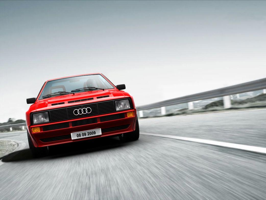 Wallpaper Mobil Audi Sport: Audi Quattro Wallpapers
