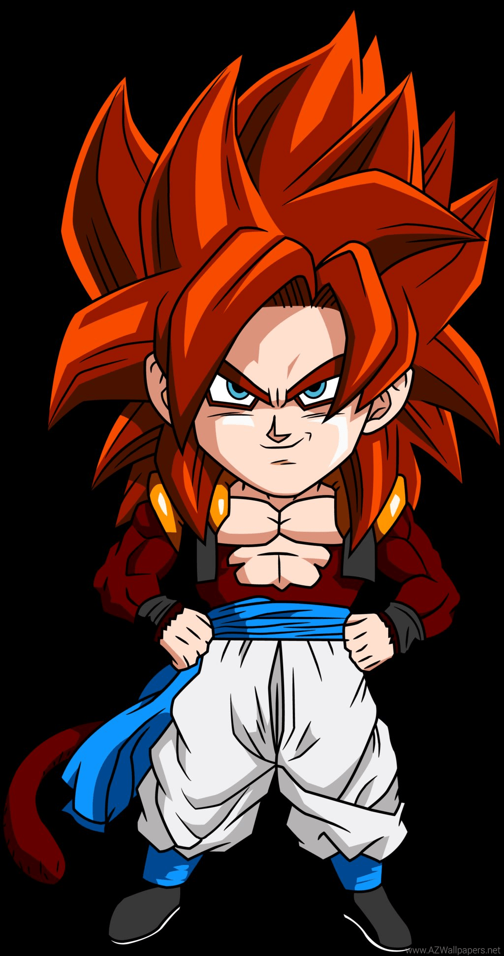 Wallpapers Hd Gogeta Ssj4 Wallpaper Cave