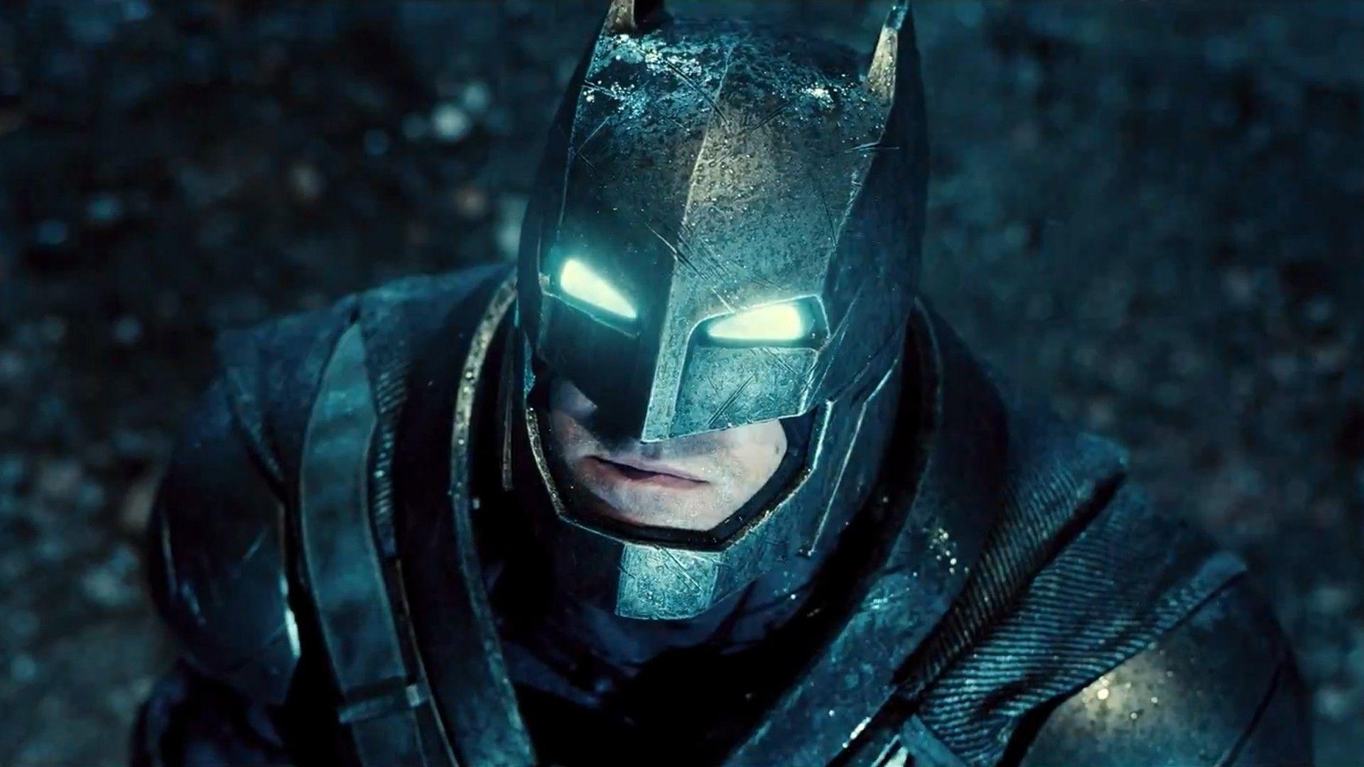 Batman V Superman Dawn Of Justice DC Comics Ben Affleck